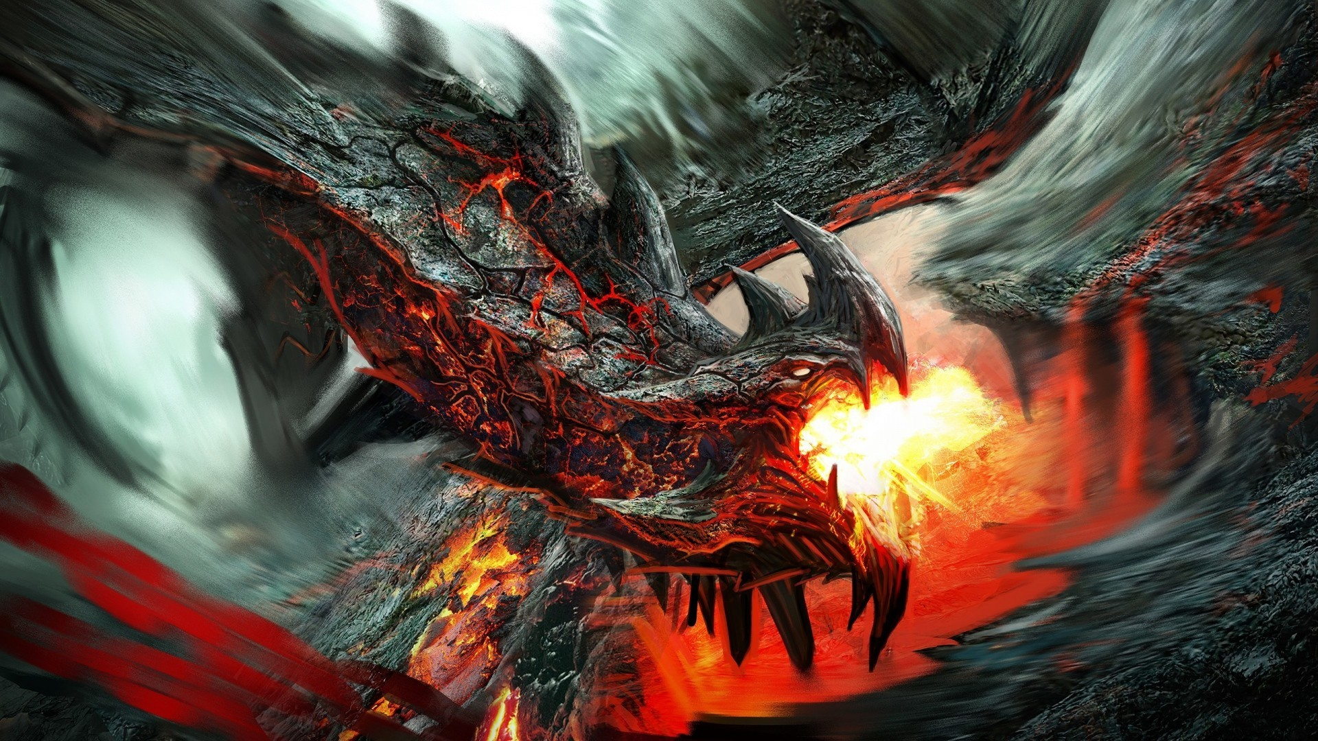 Fire Dragon Wallpapers (72+ background pictures)