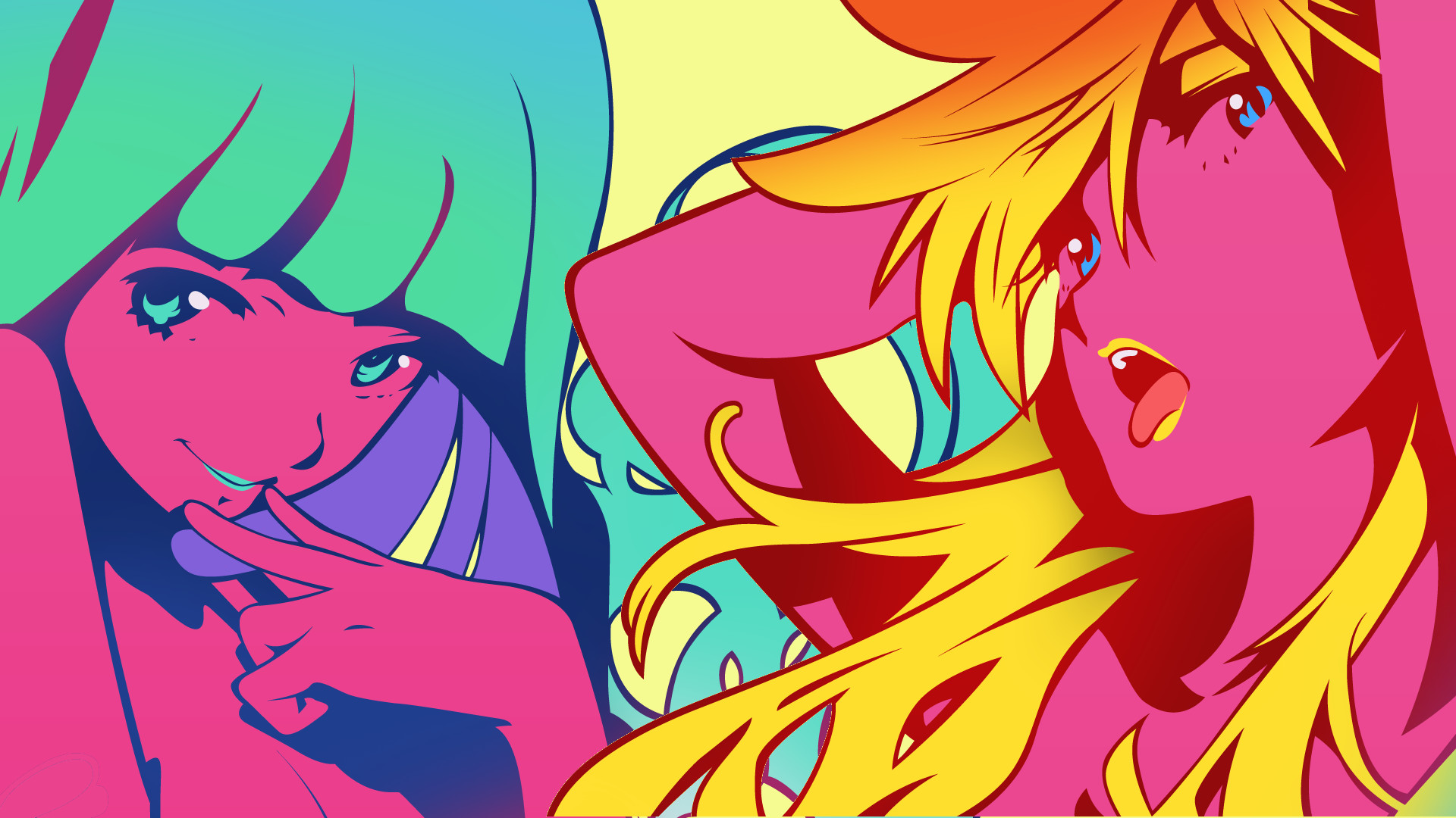 Panty And Stocking With Garterbelt Wallpapers 68 Background Pictures