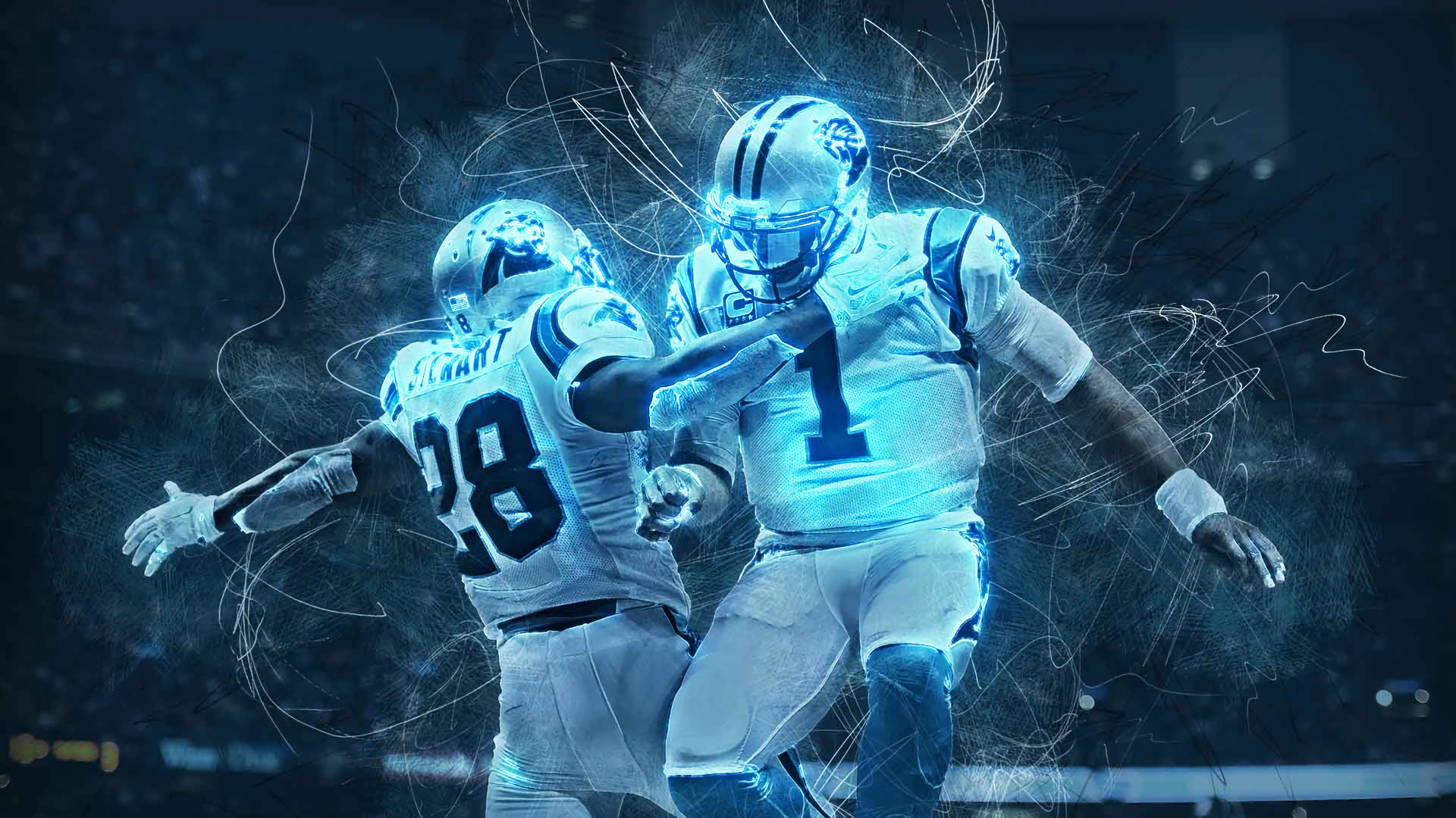 Cam Newton Wallpapers (80+ background pictures)