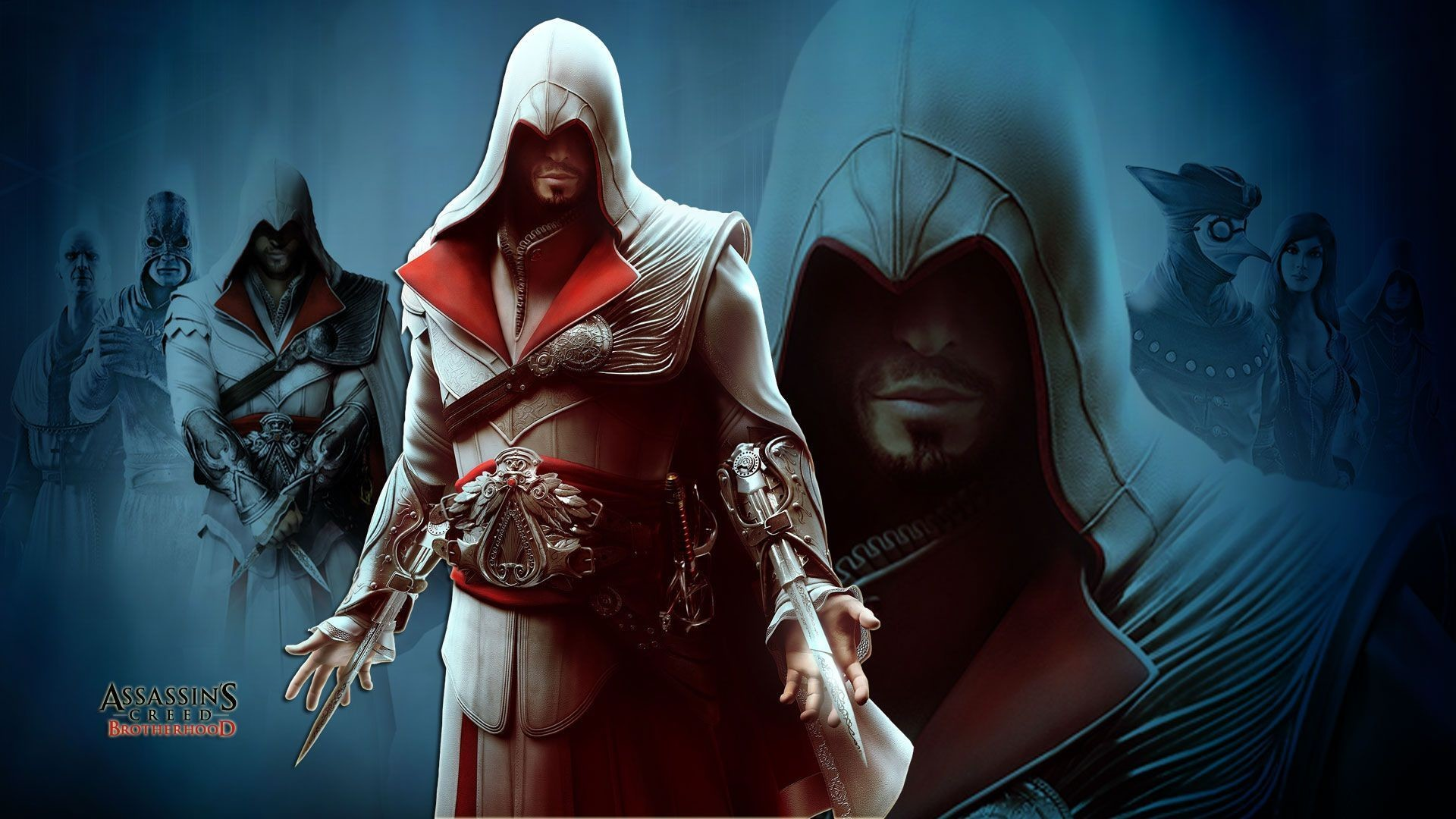 Assassins Creed Brotherhood Sony PlayStation  for sale