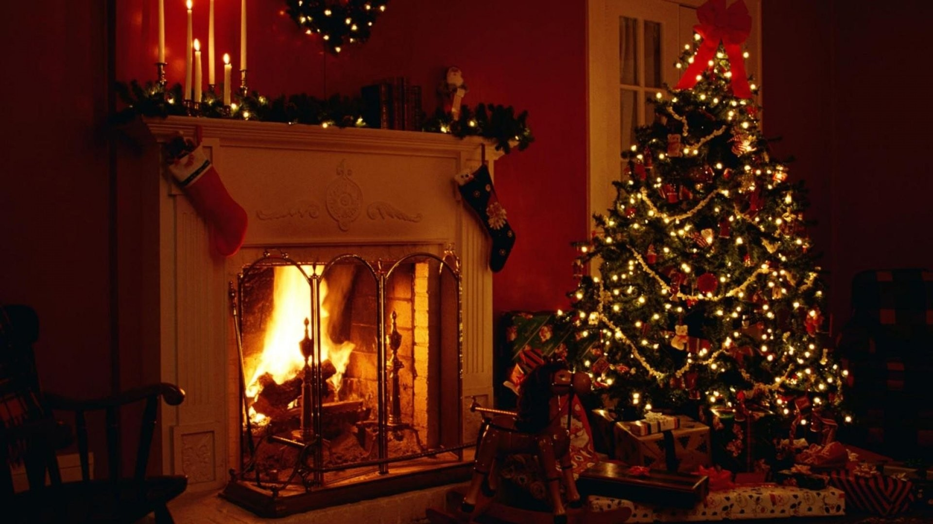 Fireplace Desktop Wallpapers 67 Background Pictures
