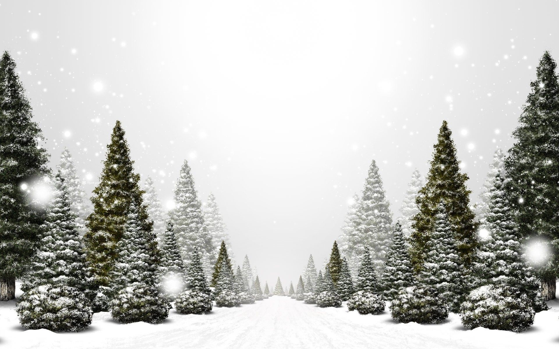 Winter and Christmas Wallpapers (69+ background pictures)