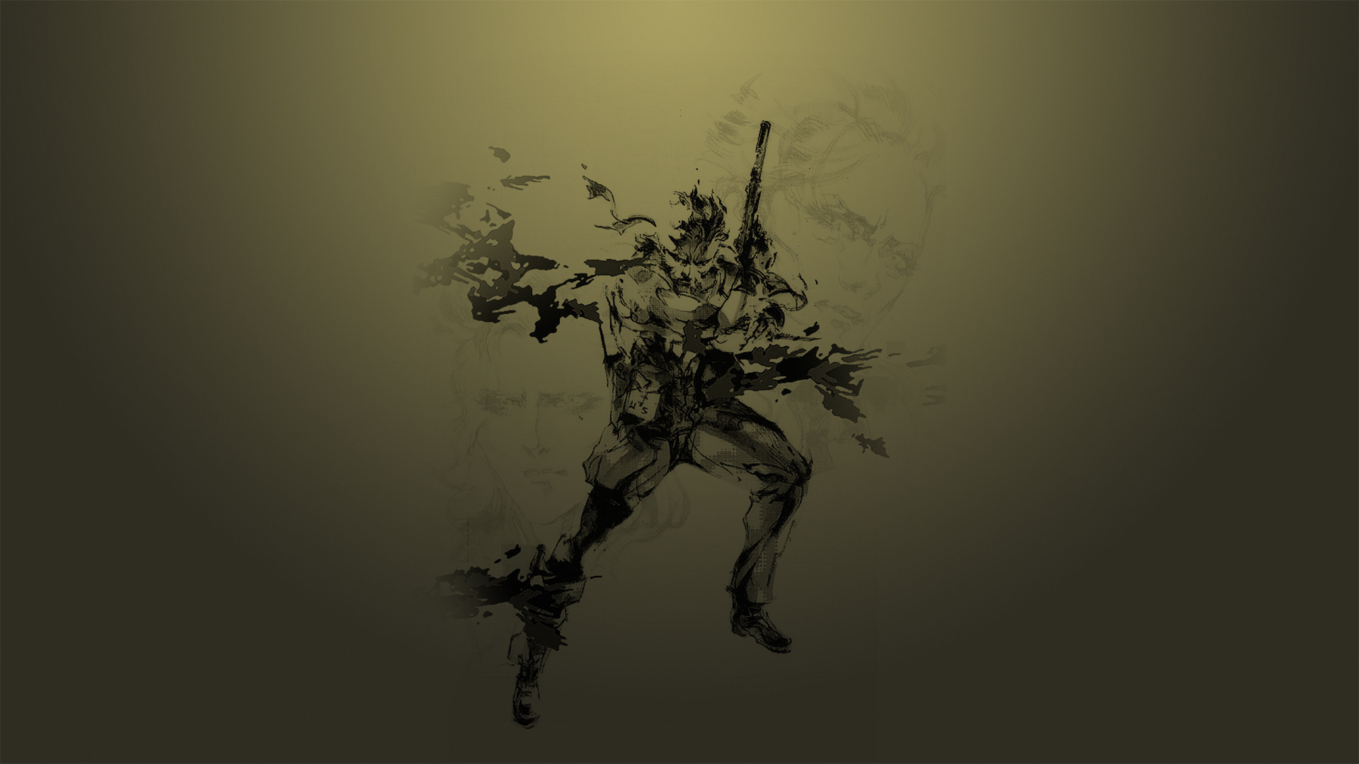 1920x1080 Free Metal Gear Solid 3 Wallpaper In