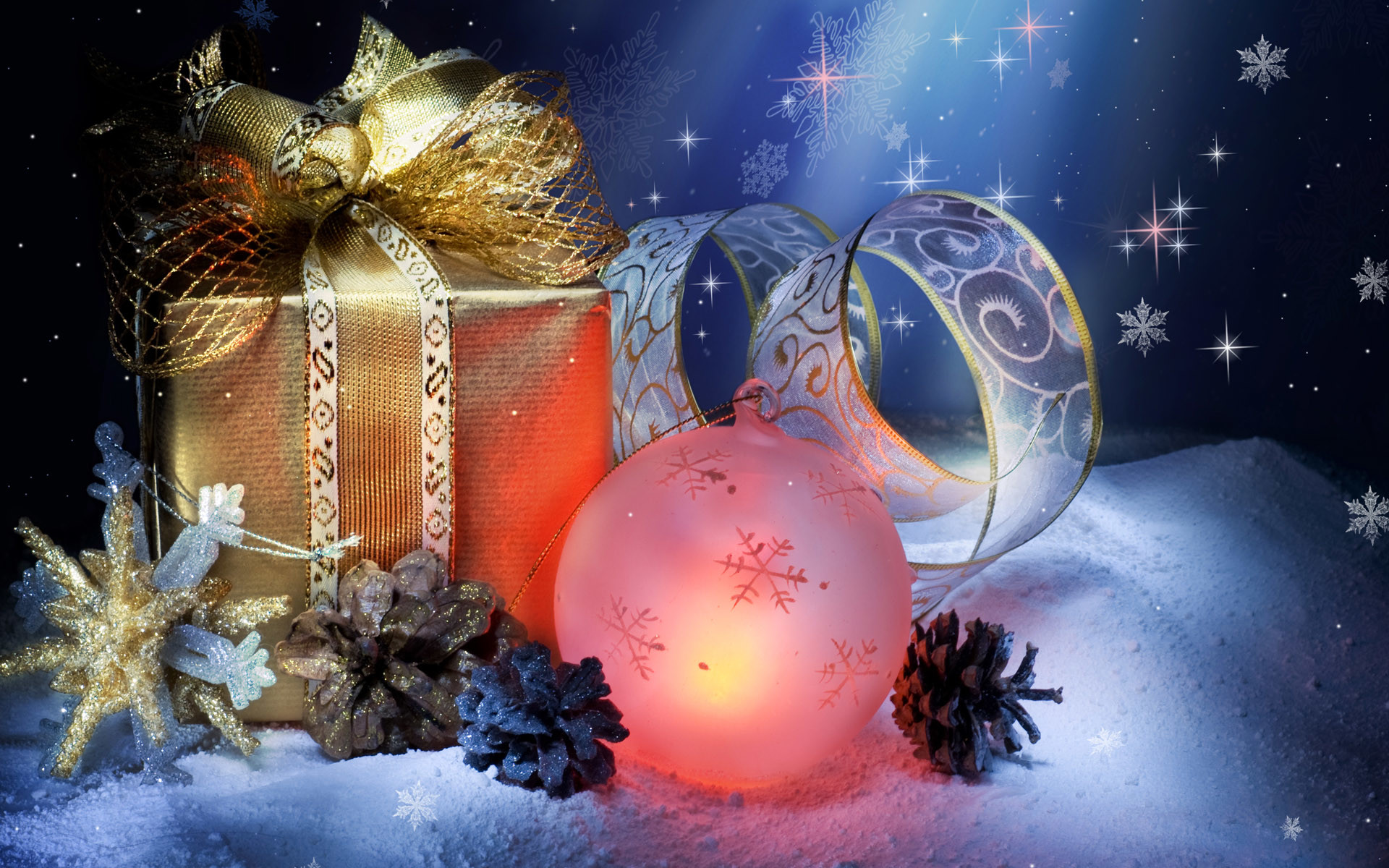 Computer Christmas Wallpapers 67 Background Pictures