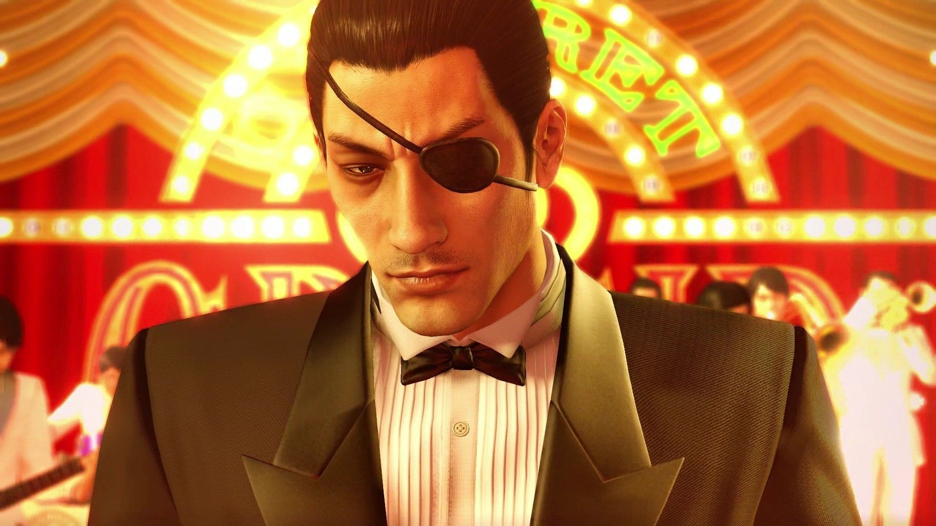 Wallpapers Yakuza 80 Background Pictures Sony Ps4 0 Zero R1 1920x1080 The Night Out Serves As A Tutorial Of Sorts Getting You Acquainted With Various Controls And Fighting Moves System In