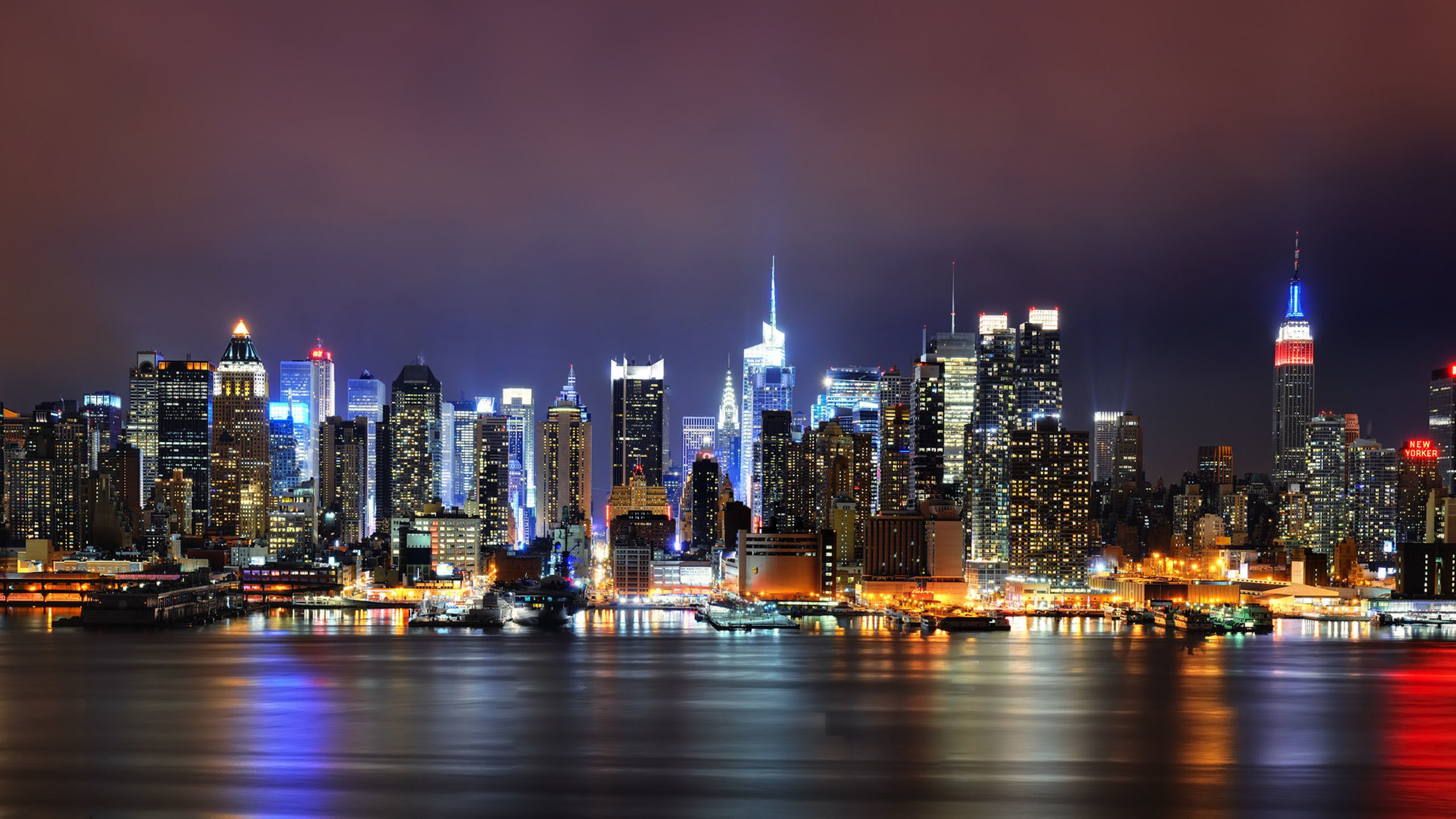 Nyc At Night Wallpapers 85 Background Pictures