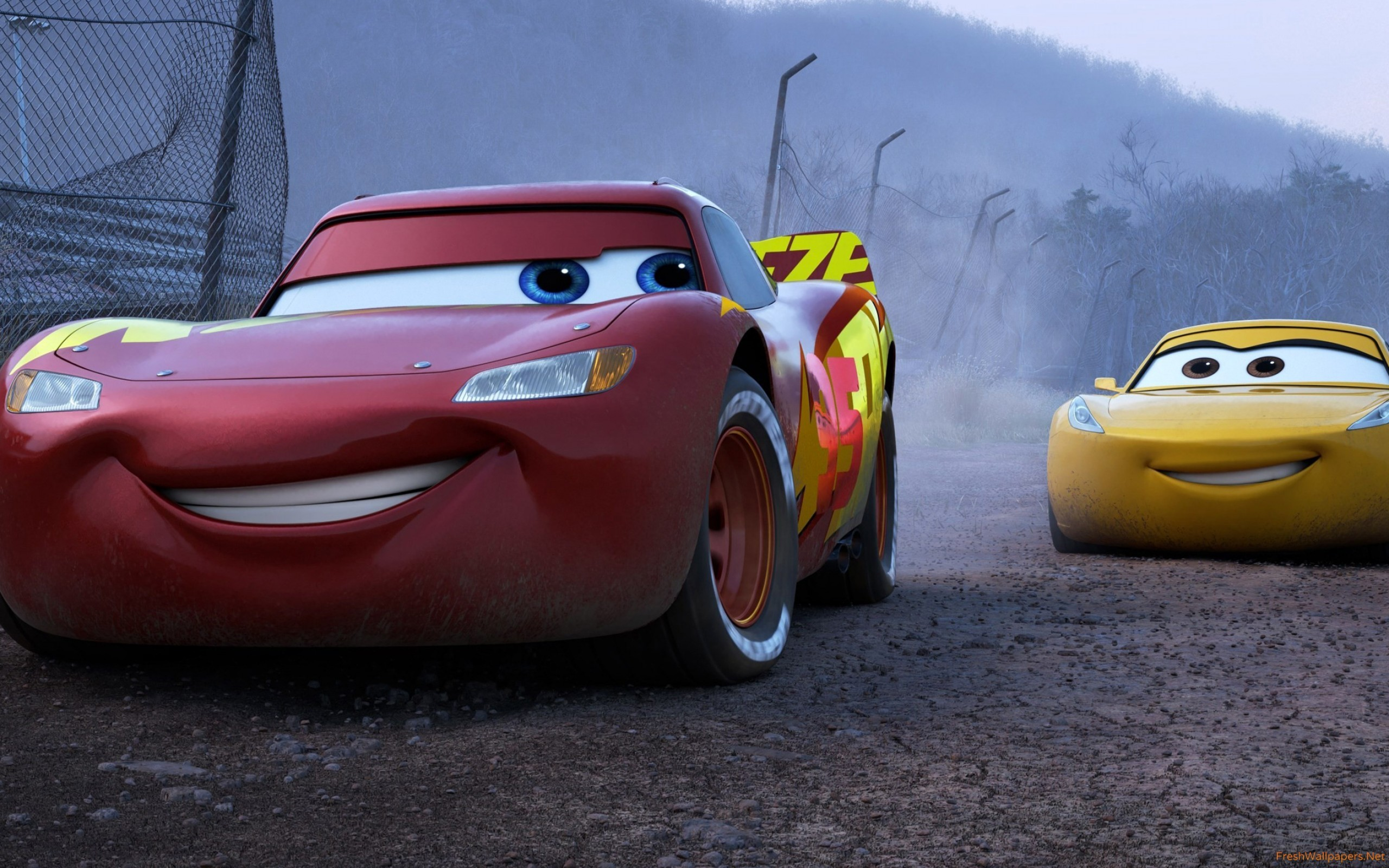 Lightning Mcqueen Wallpapers 60 Background Pictures