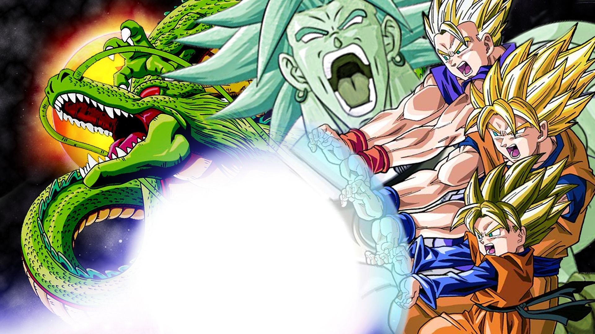 Broly Wallpapers 62 Background Pictures