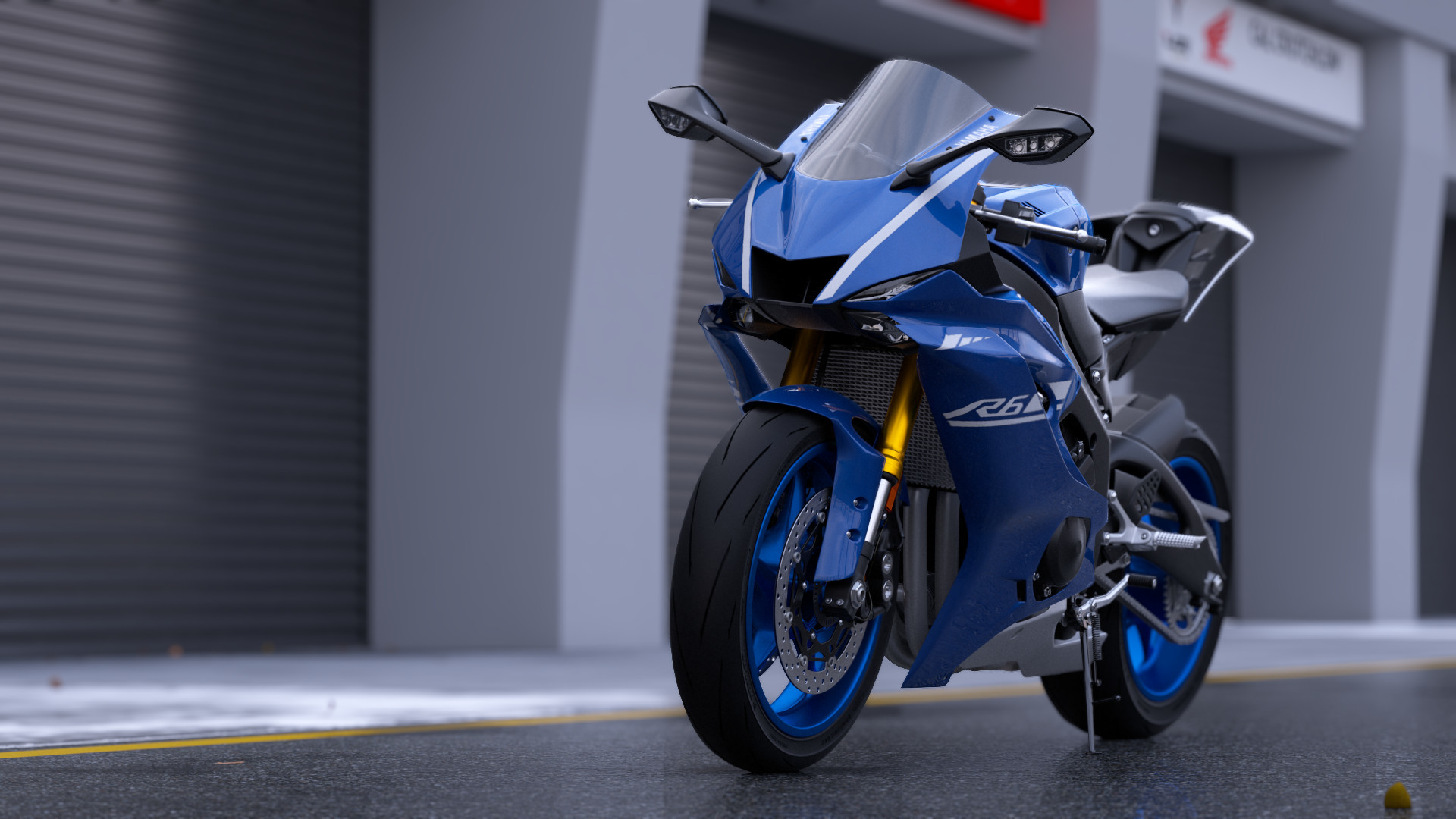 Yamaha R6 Wallpapers (64+ Background Pictures