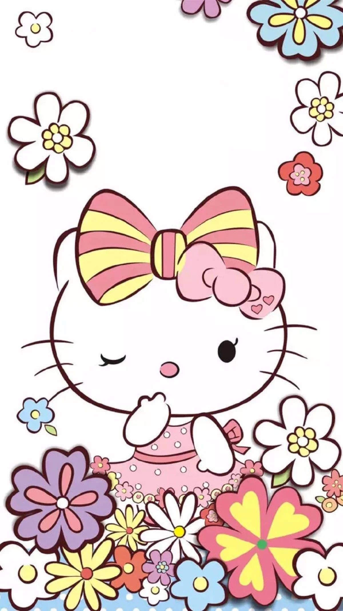 Wallpapers Hello Kitty 72 Background Pictures