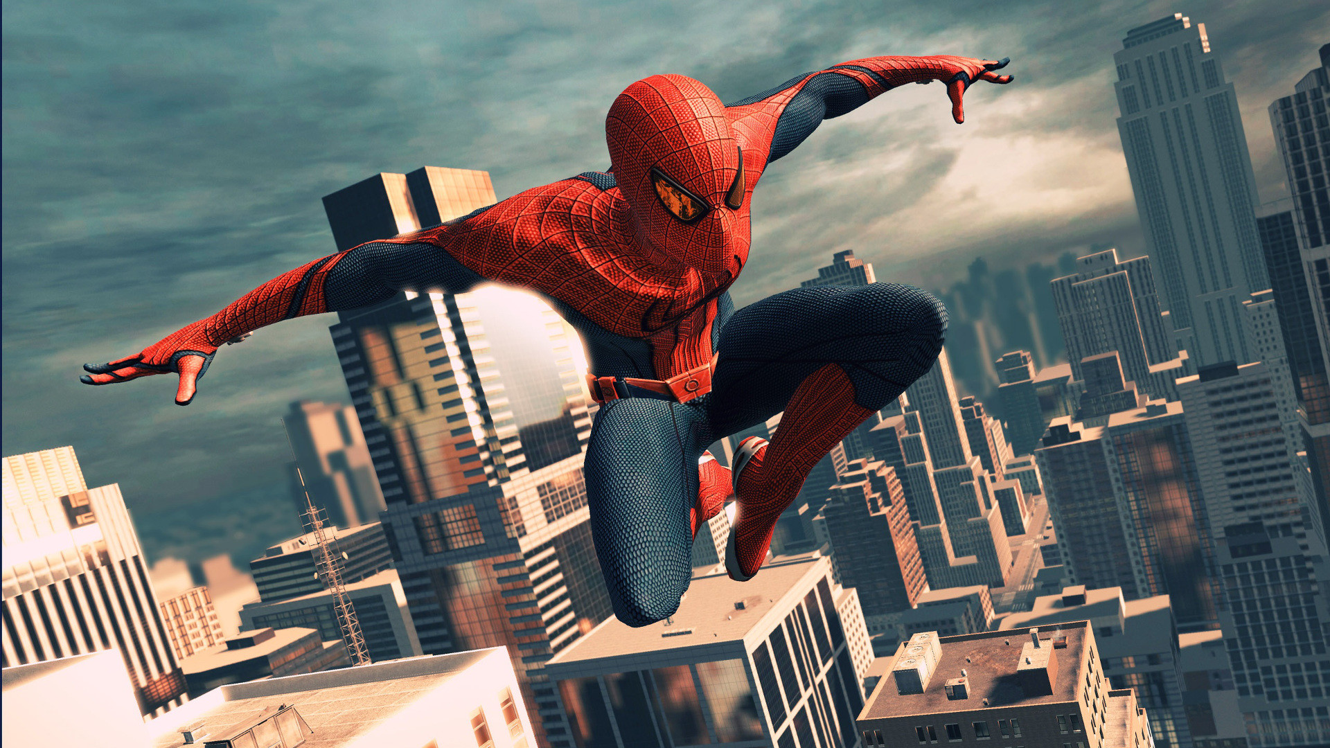 Hd Spiderman Wallpapers 76 Background Pictures