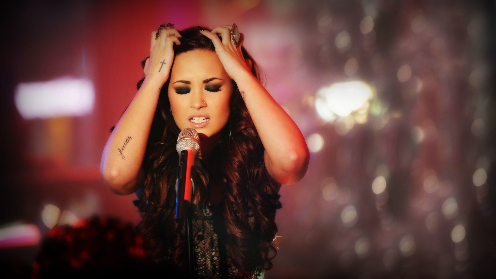 1920x1200 Cool Collections Of Demi Lovato Wallpapers HDFor Desktop Laptop And Mobiles Here You Can Download More Than 5 Million Photography
