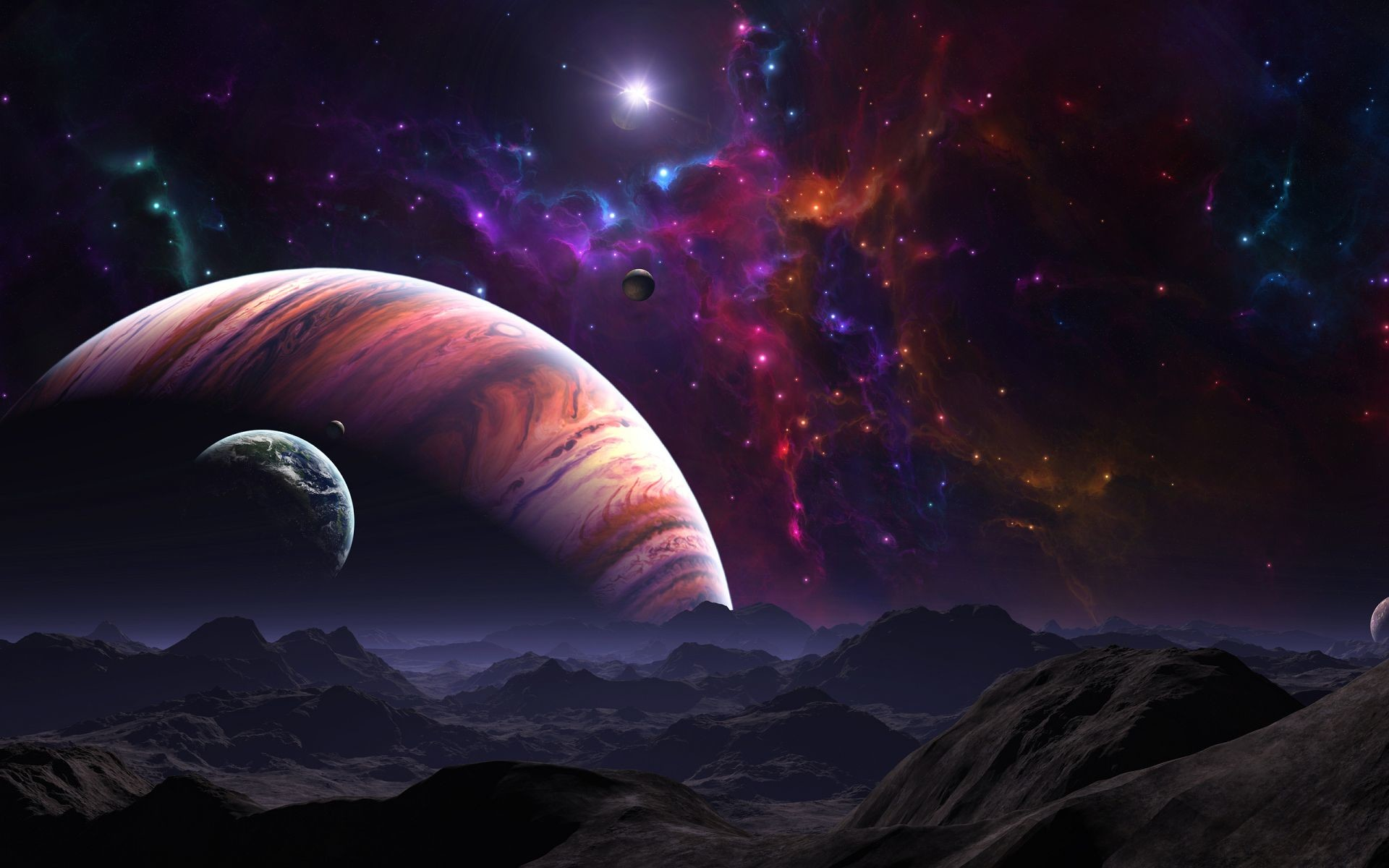 Hd Galaxy Wallpapers 87 Background Pictures