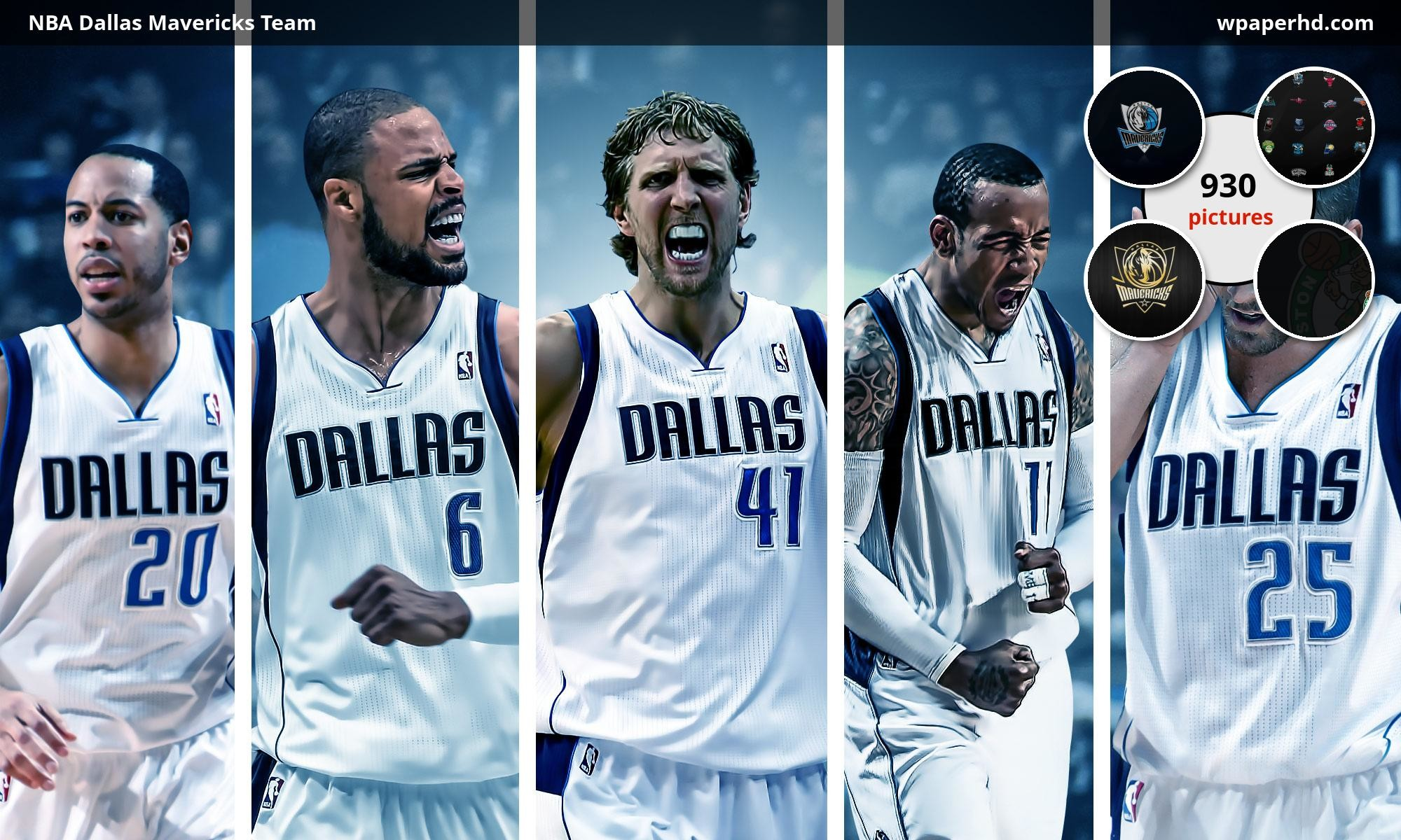Dallas Mavericks Wallpapers (73+ background pictures)