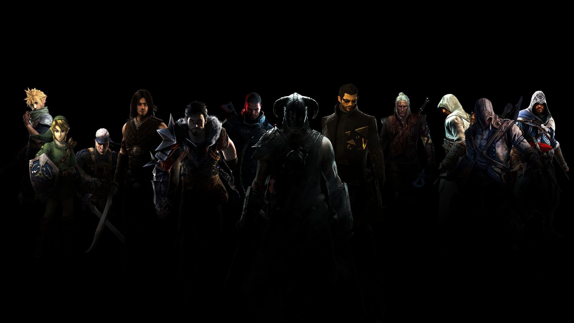 Hd Gaming Wallpapers 80 Background Pictures