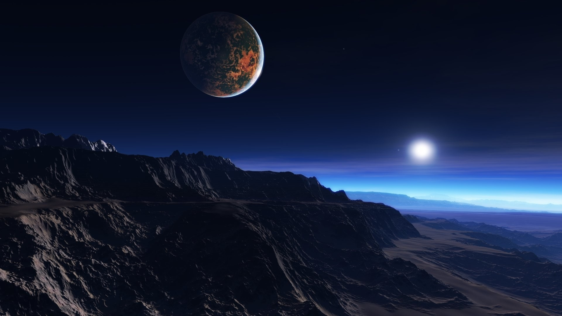 Space wallpapers 1920x1080 84 background pictures for Immagini full hd 1920x1080