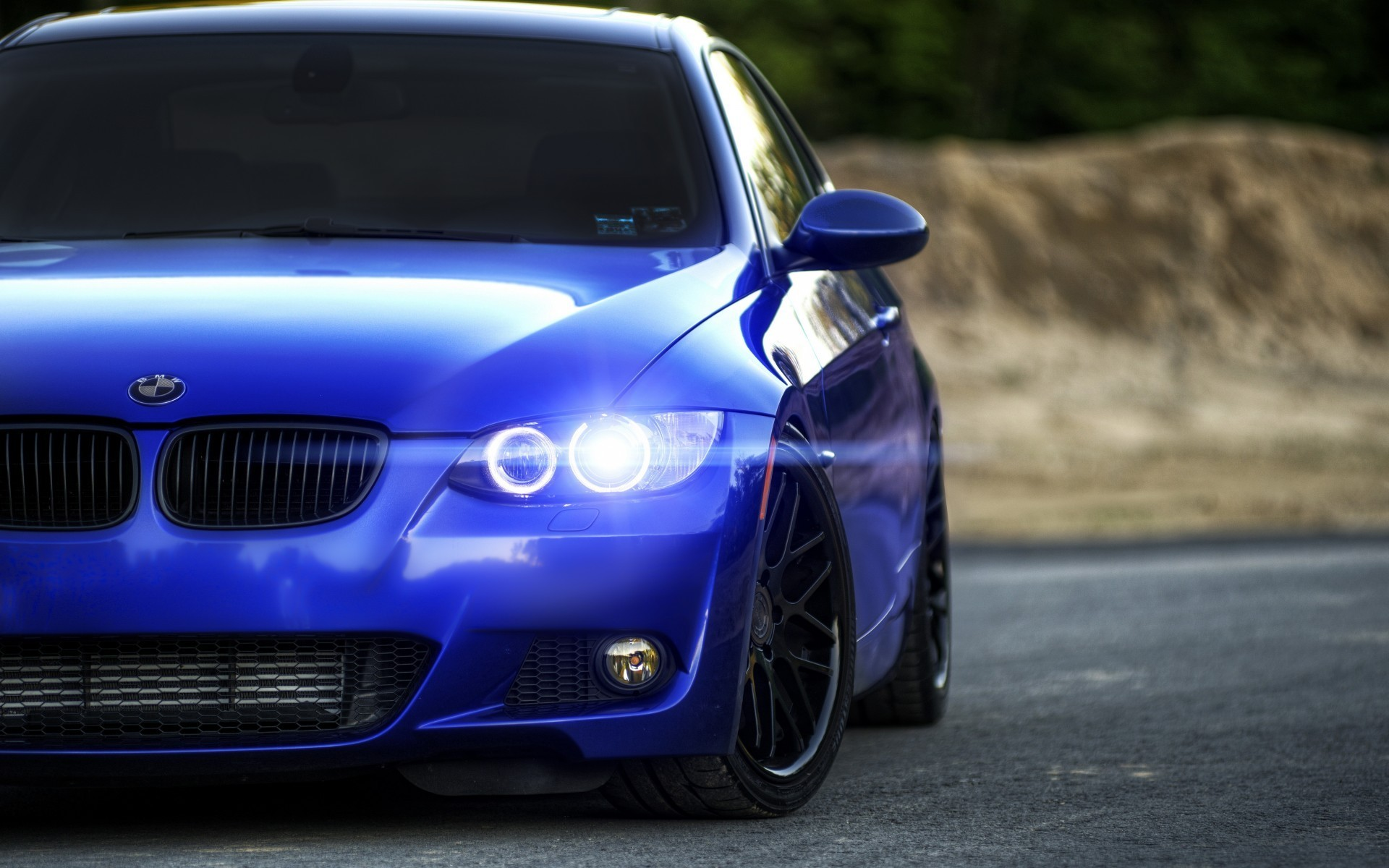 Blue Car Wallpapers 70 Background Pictures