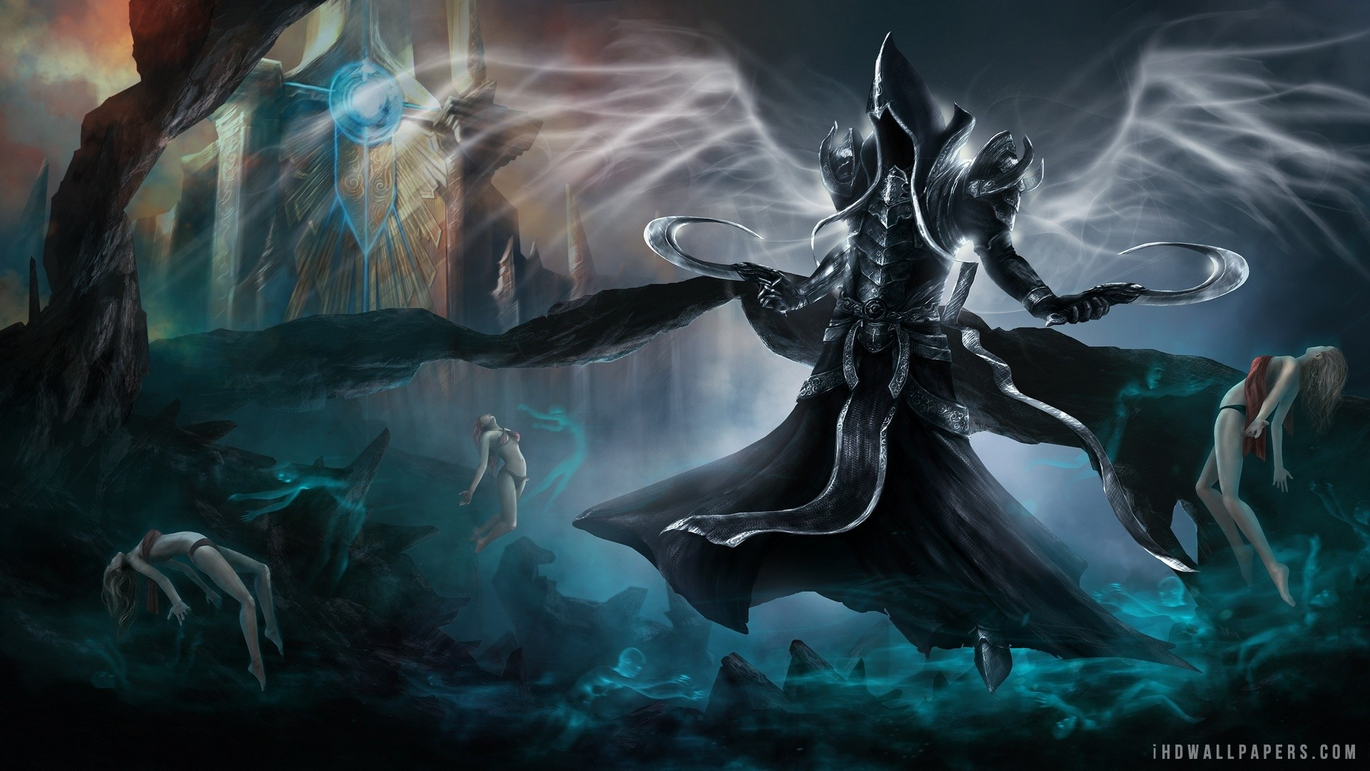 Diablo 3 Wallpapers 1920x1080 77 Background Pictures
