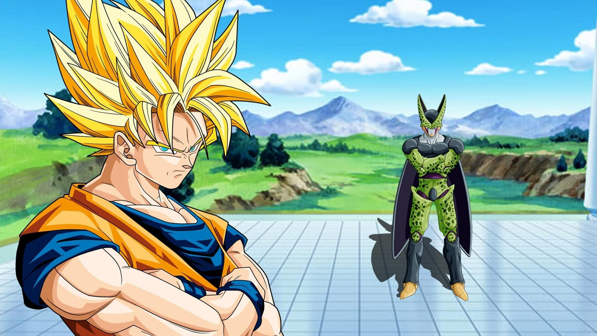 1920x1080 Dragon Ball Z Hd Wallpaper PIC MCH060704