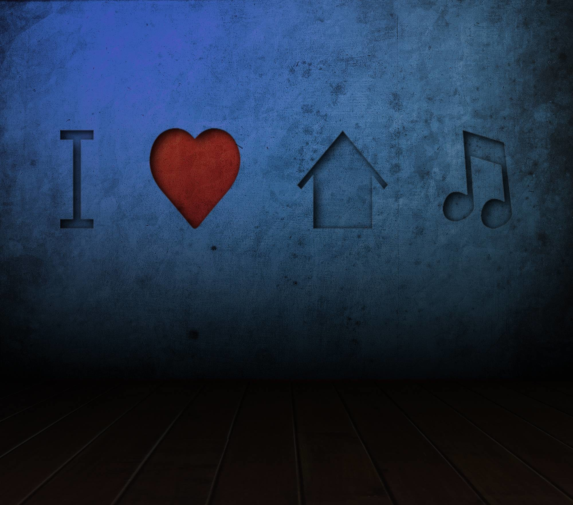 I Love House Music Wallpapers 63 Background Pictures