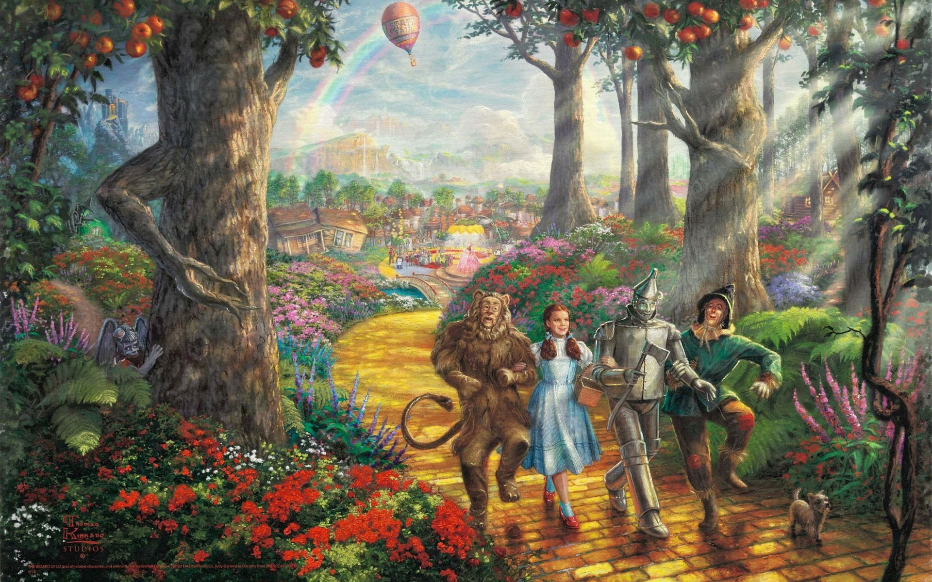 1920x1200 Image The Wizard Of Oz Wallpapers And Stock Photos A