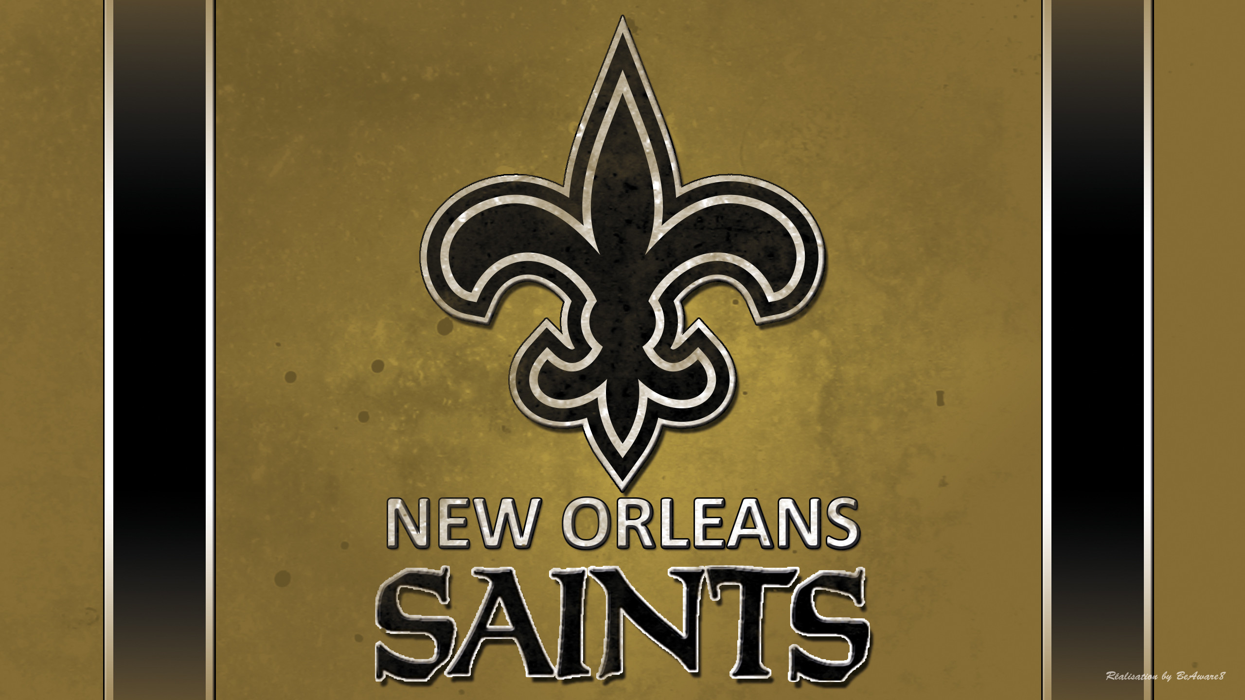 2560x1440 New Orleans Saints Wallpapers 2015 2560x1440