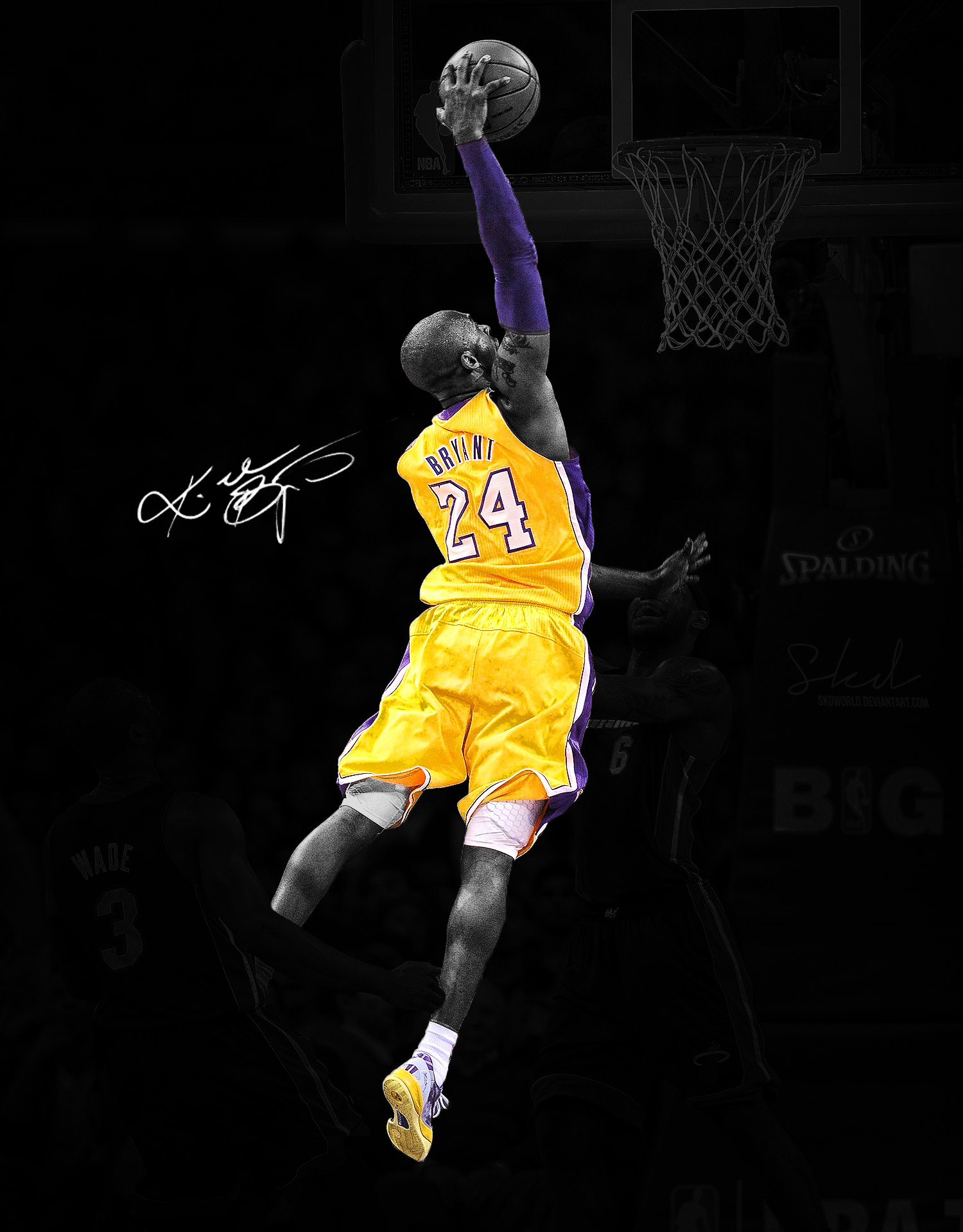 Lebron James Dunking Wallpapers 79 Background Pictures