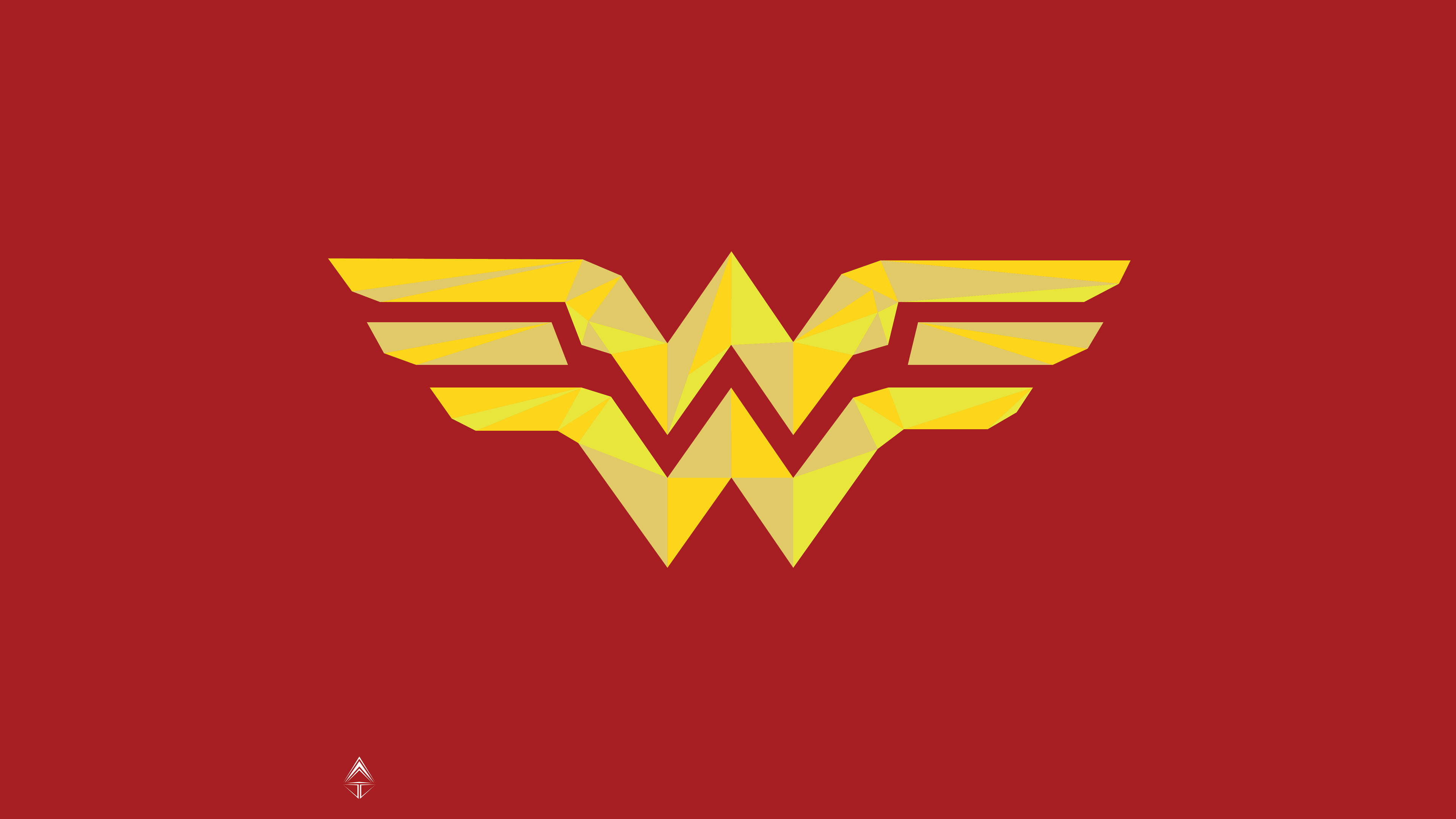 Wonder Woman Logo Wallpapers (68+ background pictures)