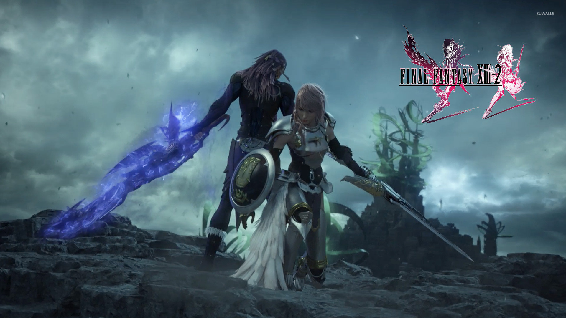 Lightning Final Fantasy Wallpapers 76 Background Pictures