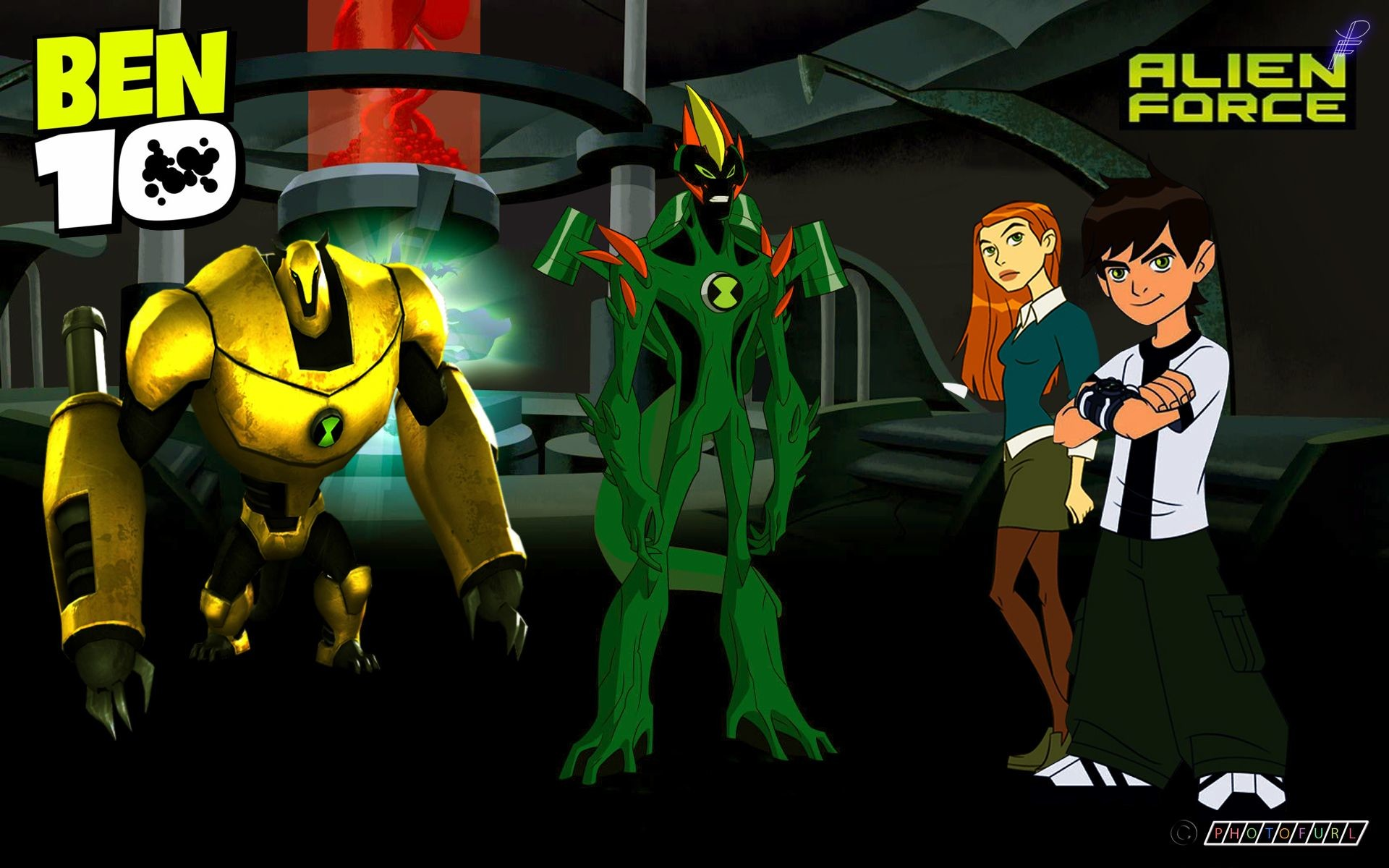download game of ben 10 ultimate alien for pc