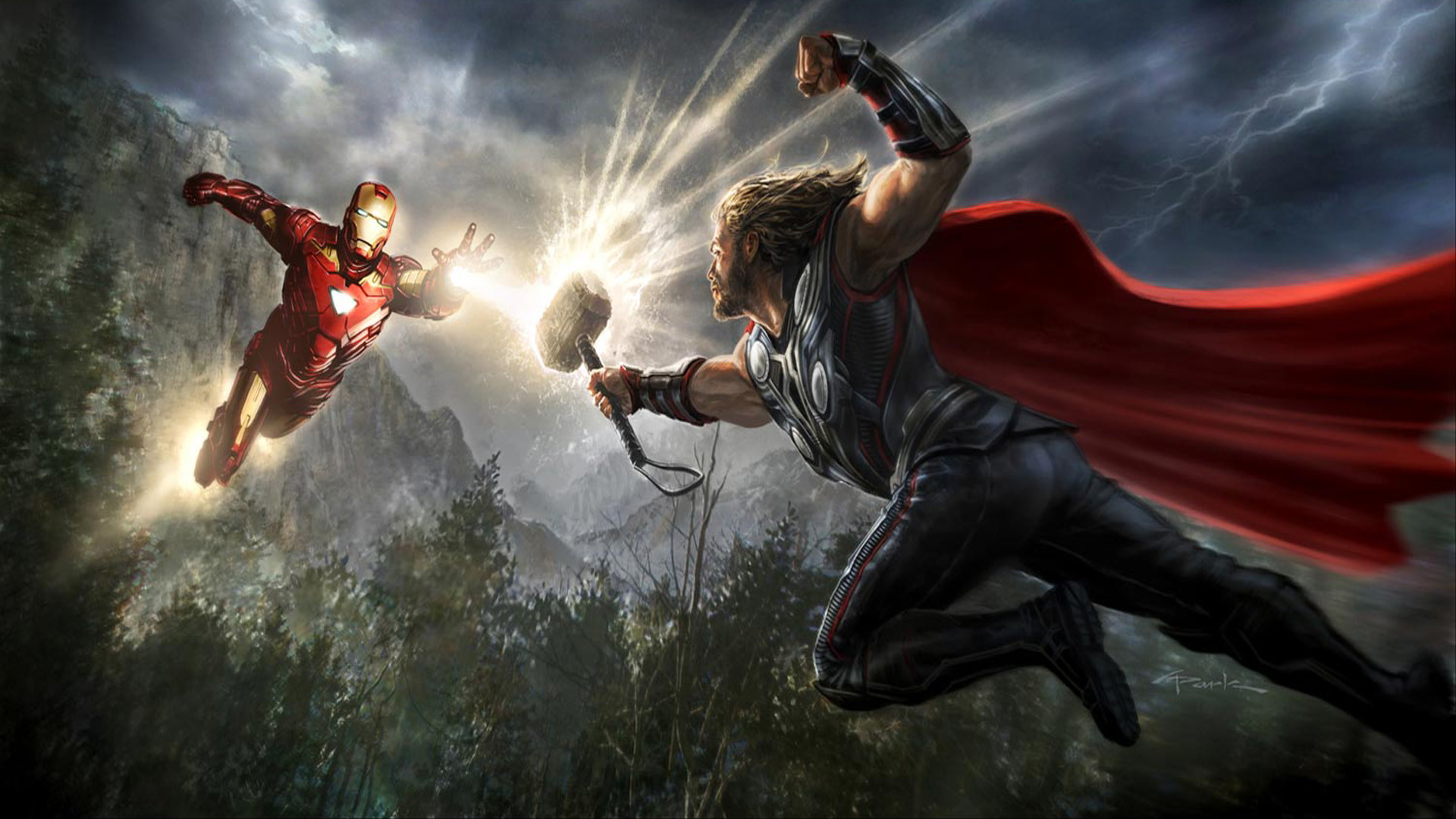 Thor Wallpapers The Galleries Of Hd Wallpaper