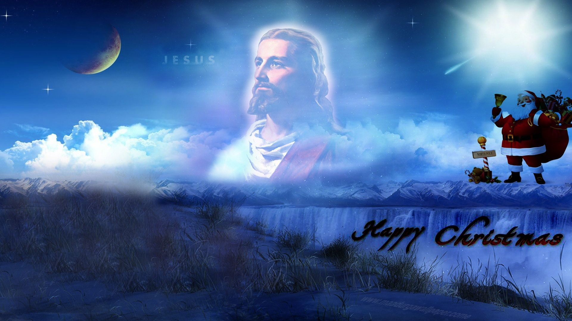 Christmas Jesus Wallpapers 66 Background Pictures