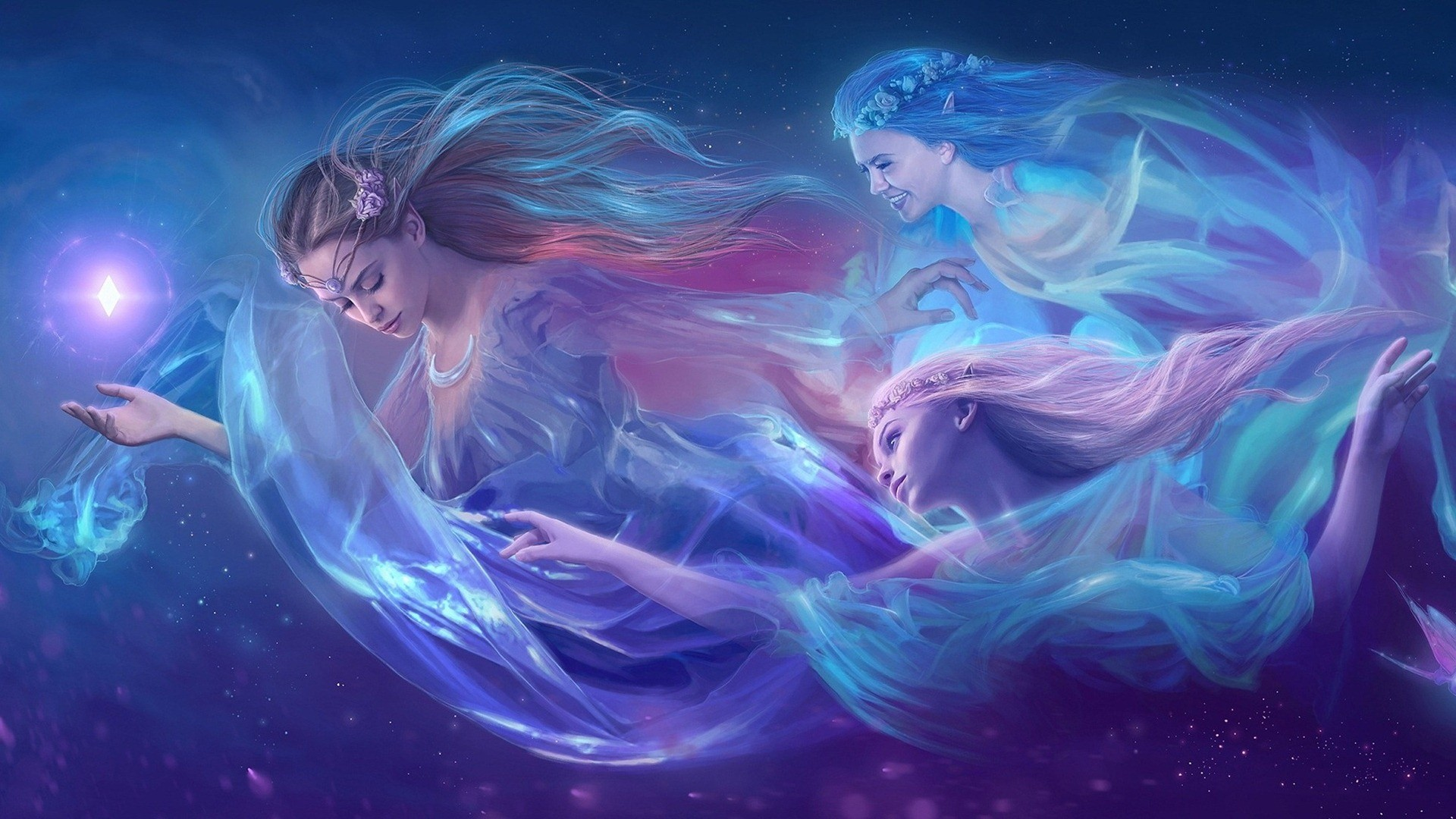 Fairies Wallpapers (67+ background ...