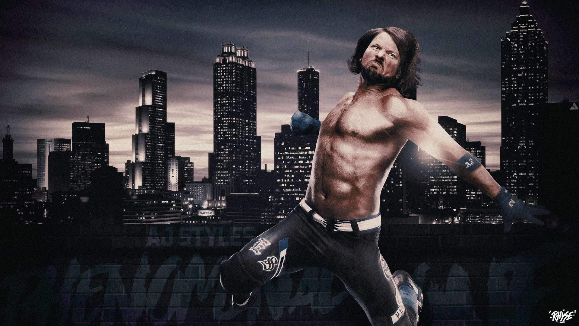 Wwe Aj Styles Wallpapers 83 Background Pictures