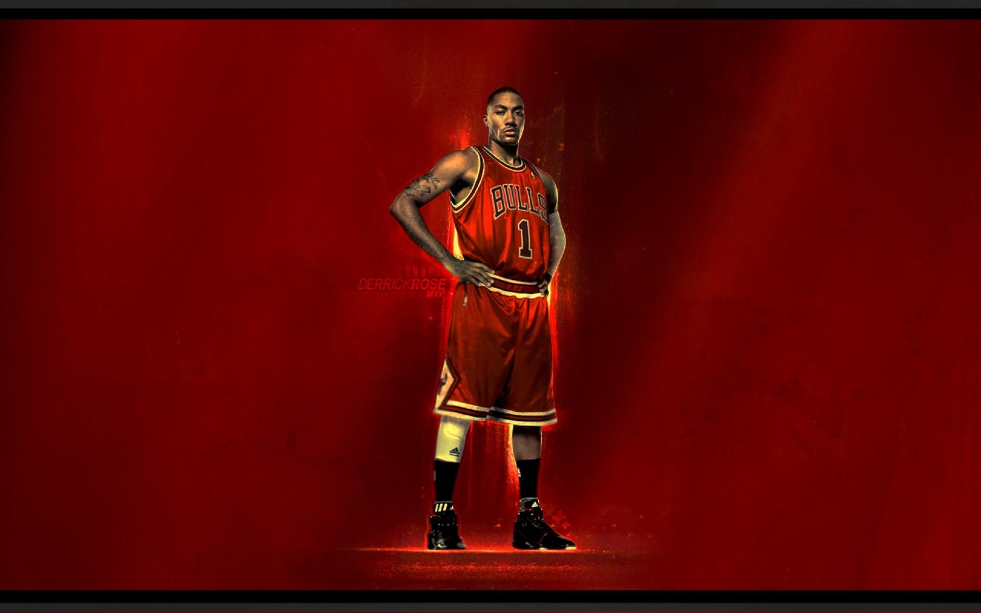 Derrick Rose Hd Wallpapers 77 Background Pictures