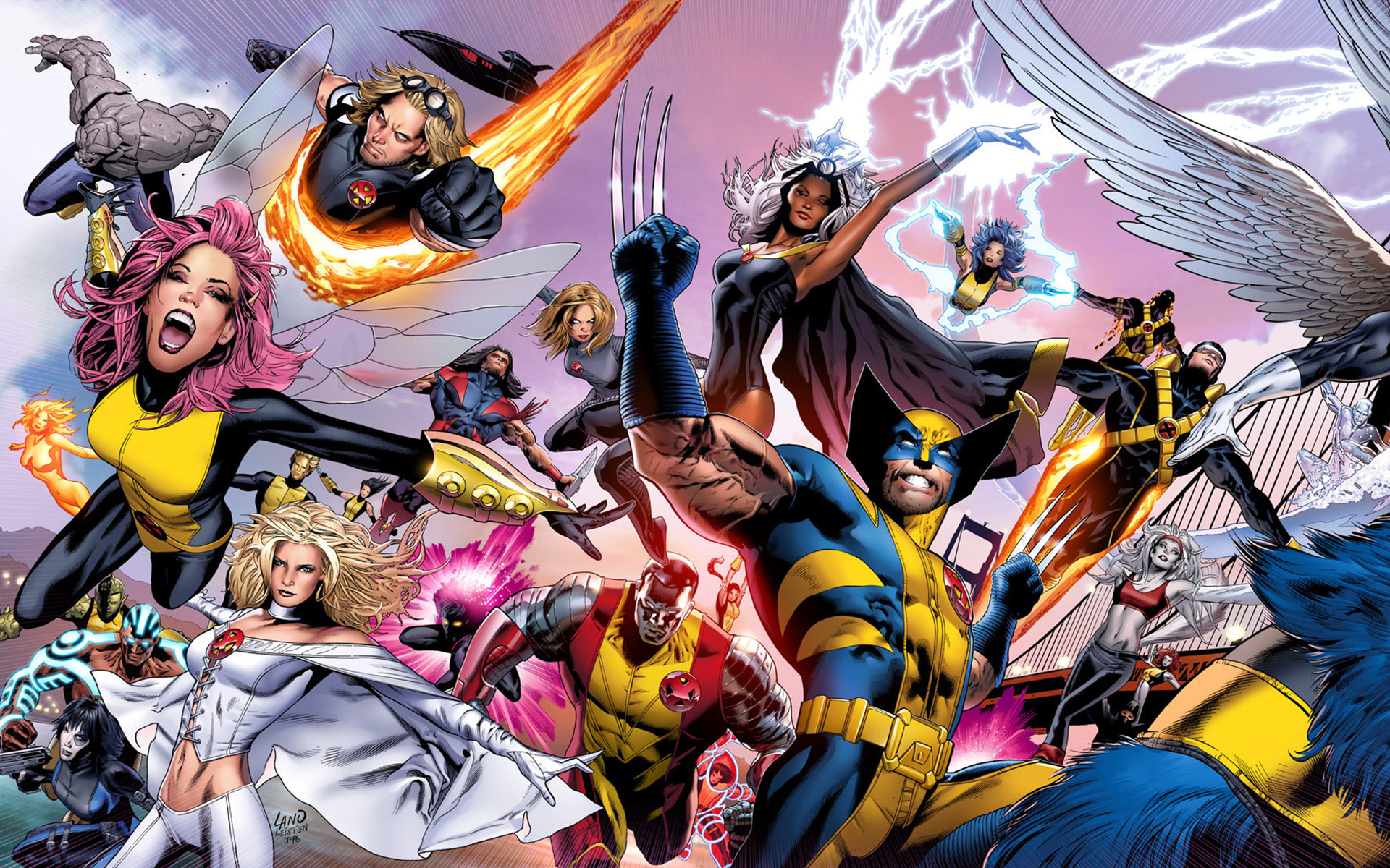 Xmen Wallpapers 81 Background Pictures