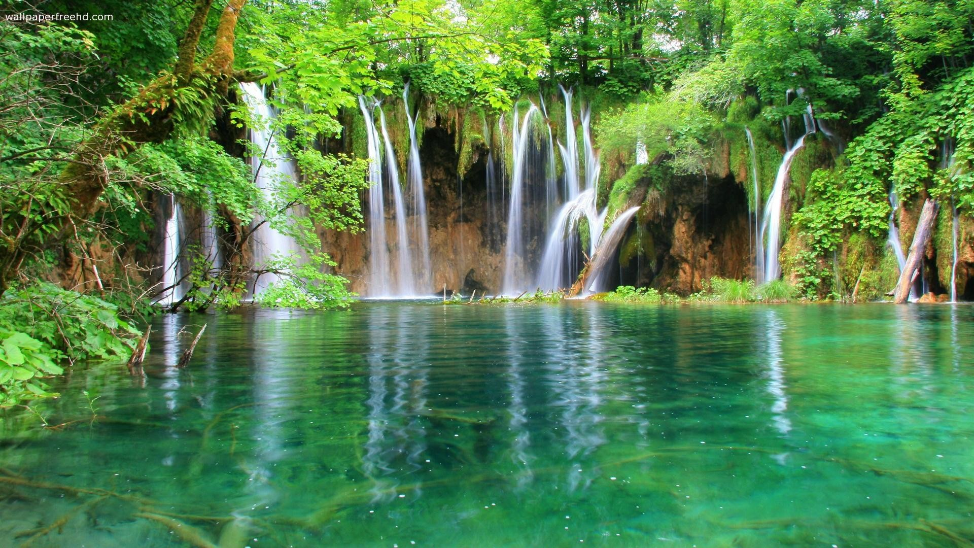 Waterfall Hd Wallpapers 75 Background Pictures