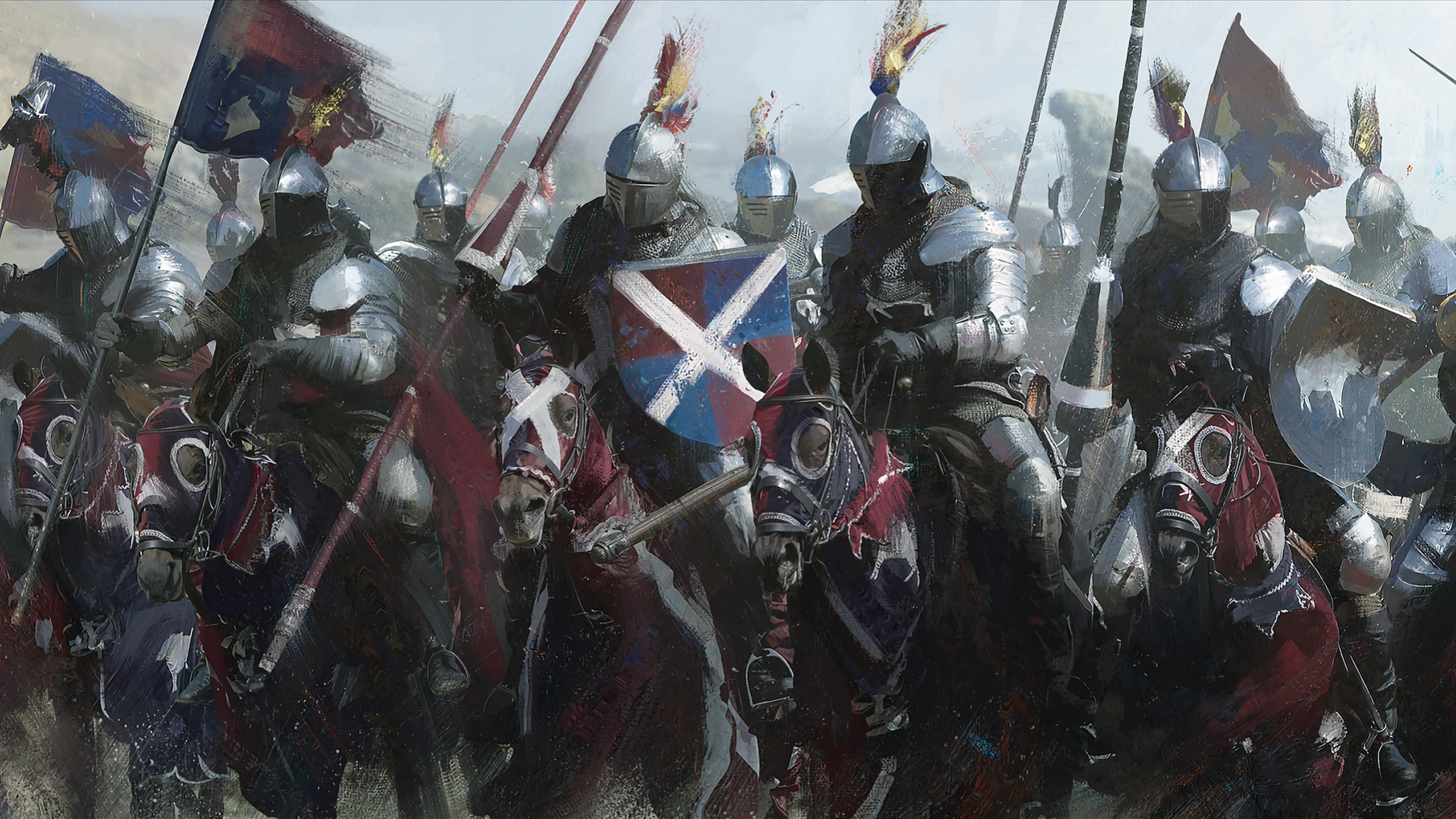 Medieval Knights Wallpapers 75 Background Pictures