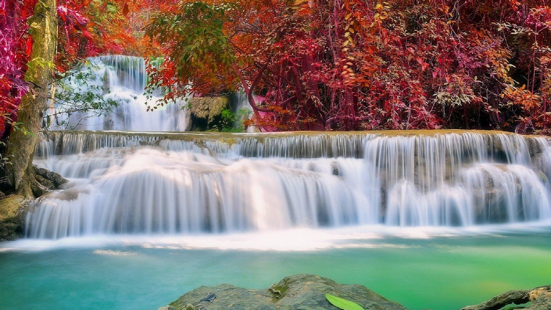 Waterfall Wallpapers (77+ Background Pictures