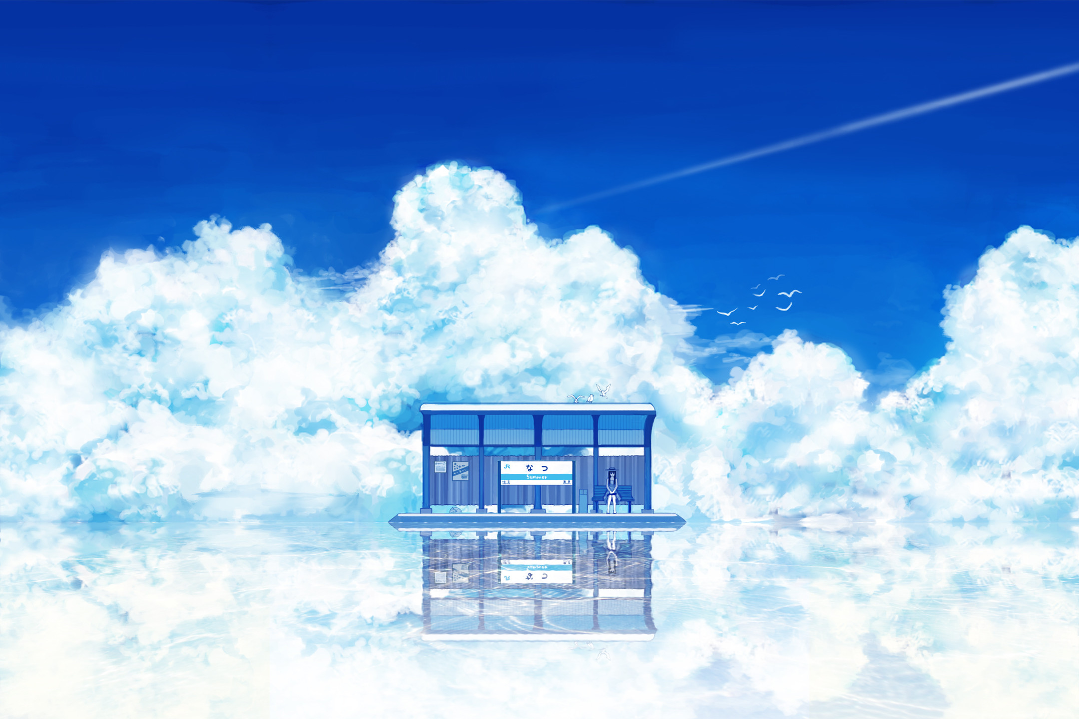 Anime Scenery Wallpapers 78 Background Pictures