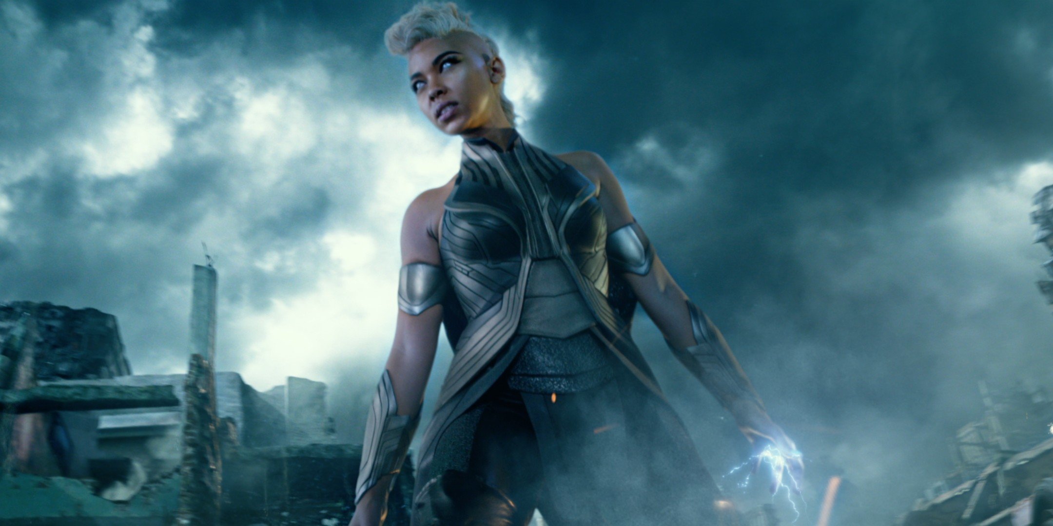 2160x1080 X Men Storm Wallpaper High Quality