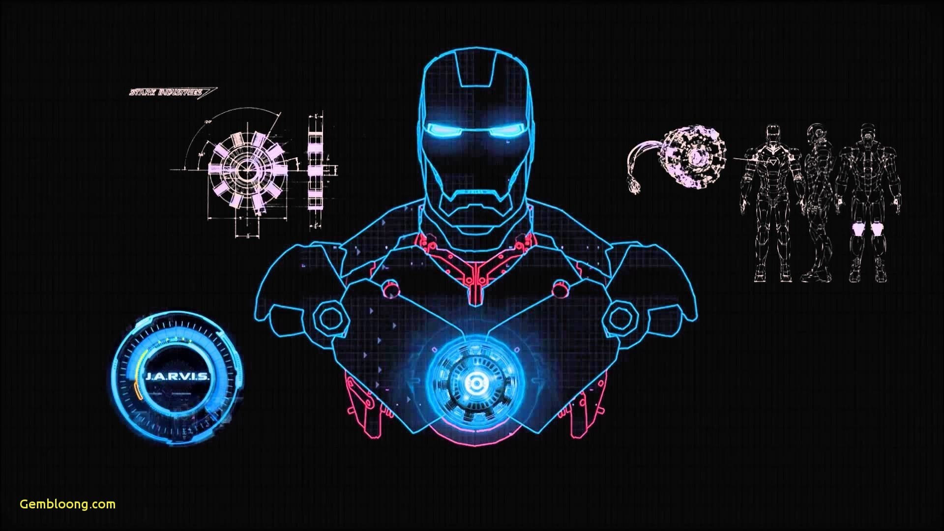 Iron Man Jarvis Wallpapers 80 Background Pictures