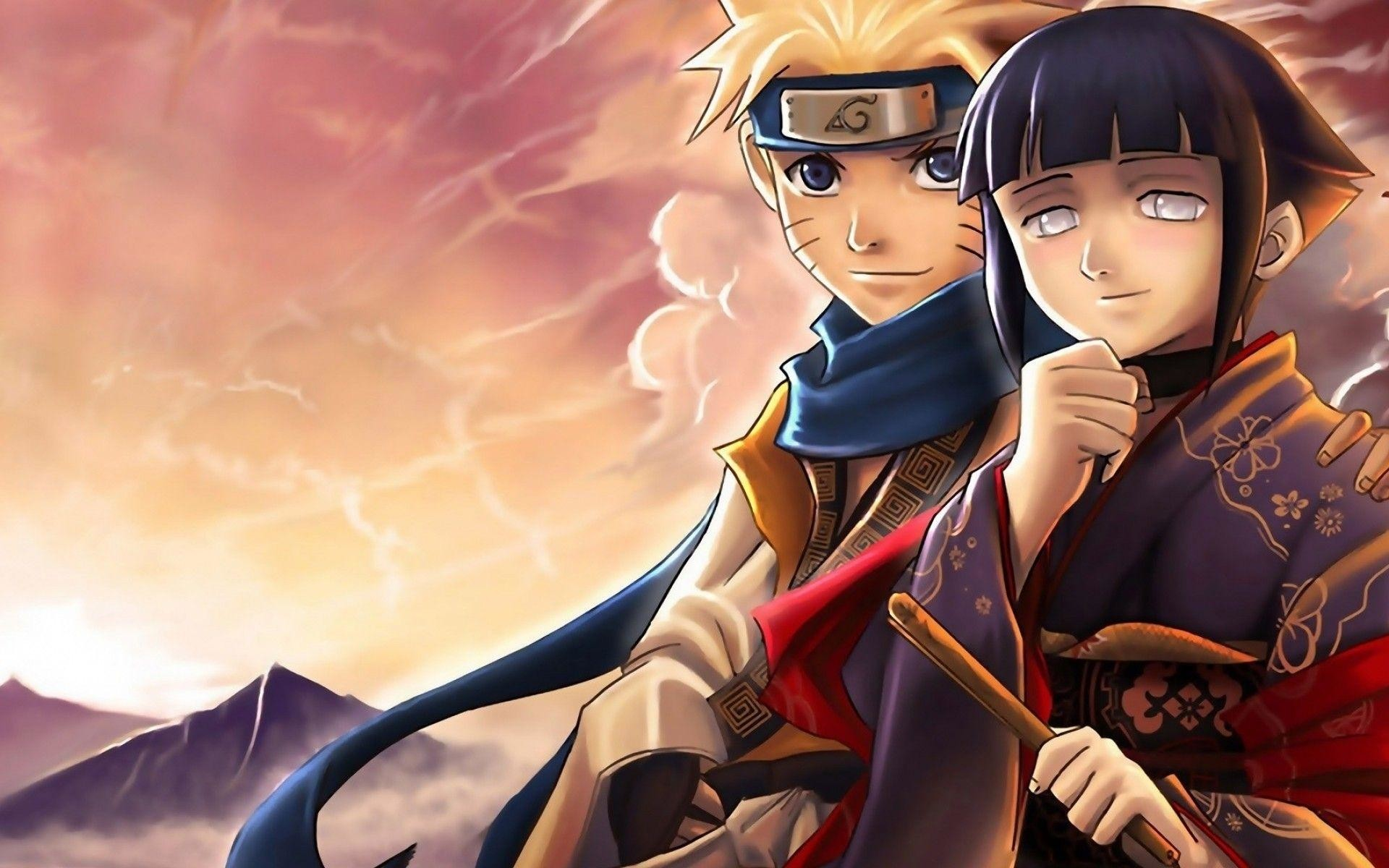 Naruto And Hinata Wallpapers 78 Background Pictures
