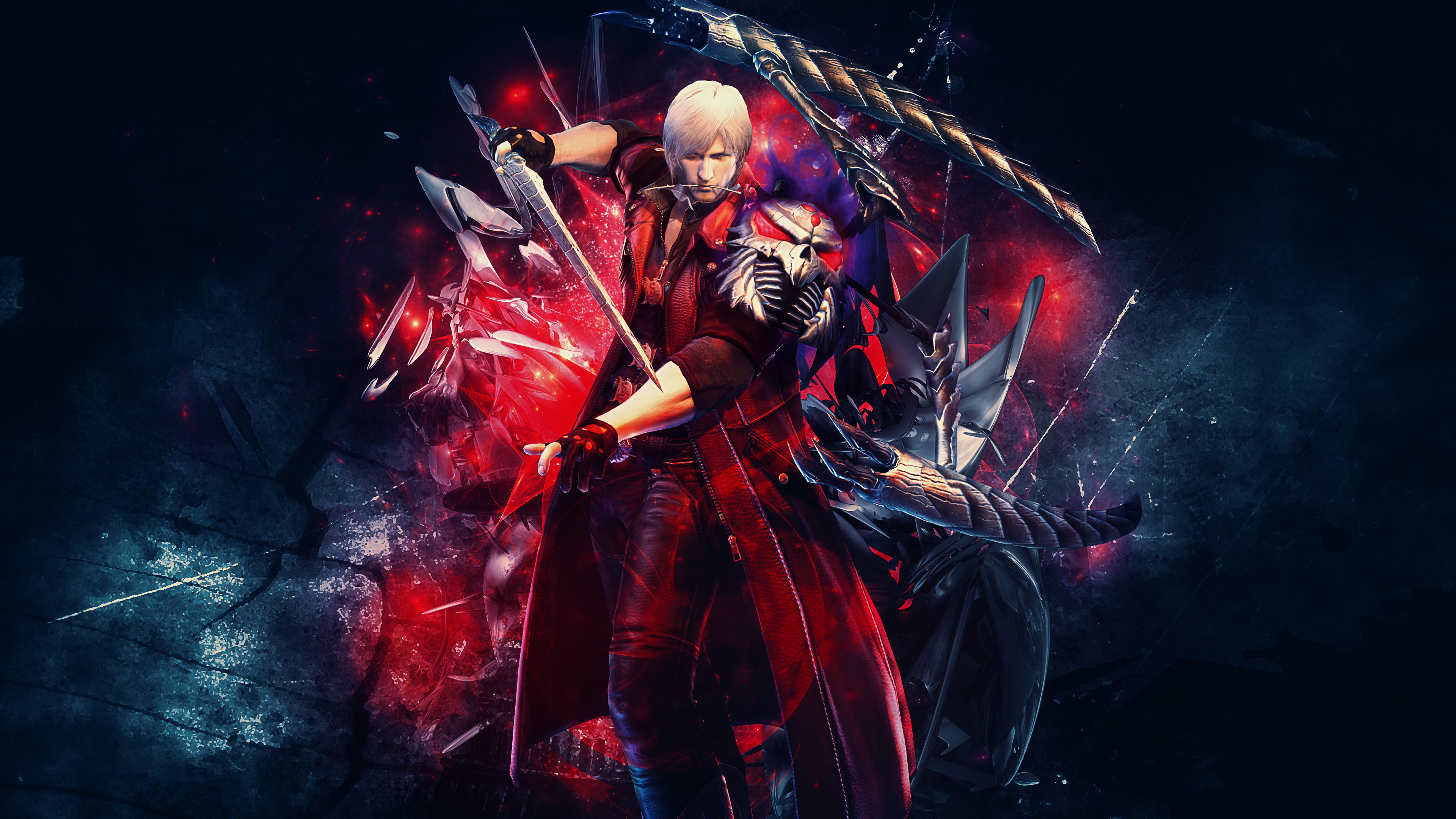 Dante Devil May Cry Wallpapers 67 Background Pictures