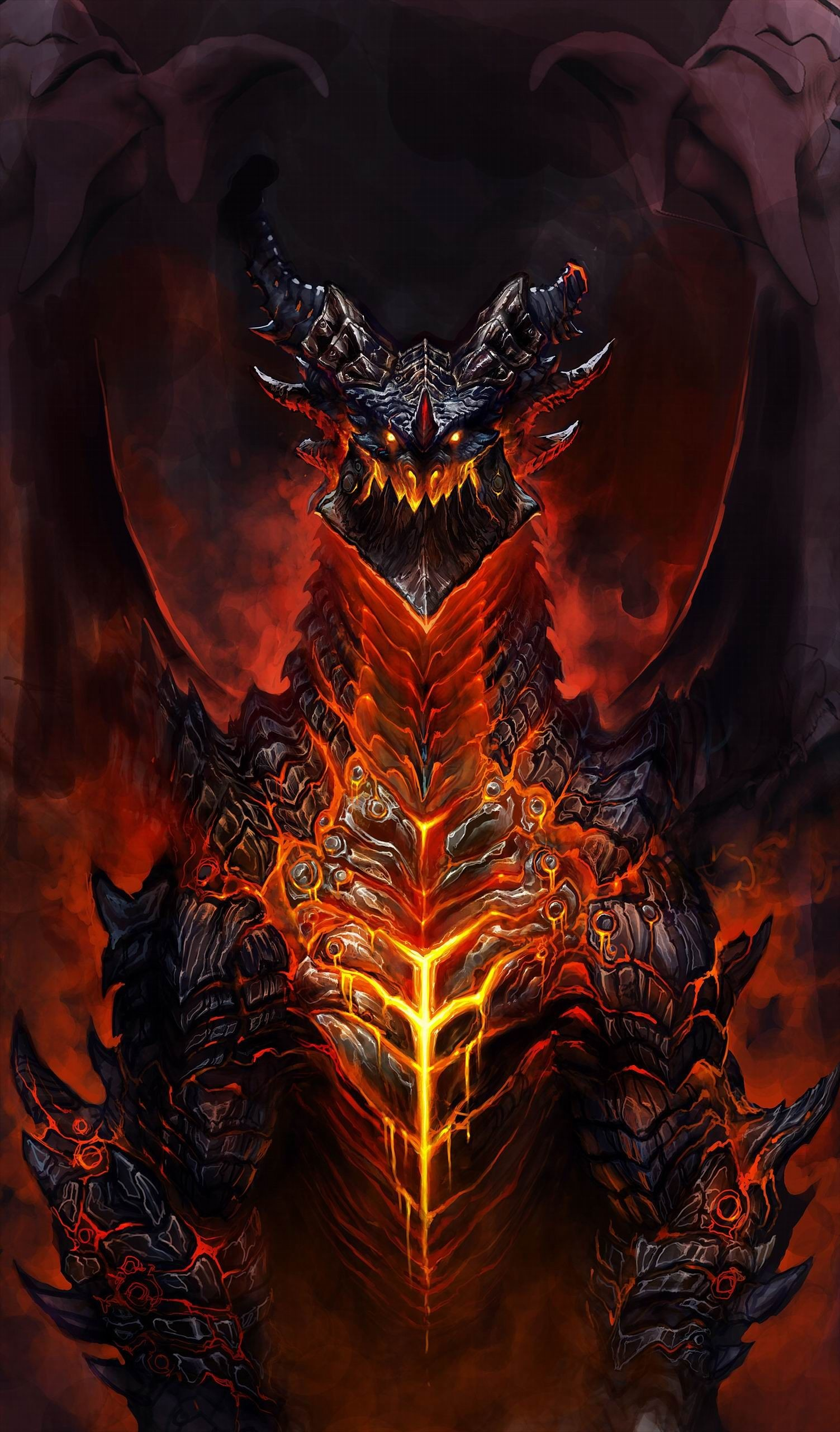 Deathwing Wallpapers 71 Background Pictures