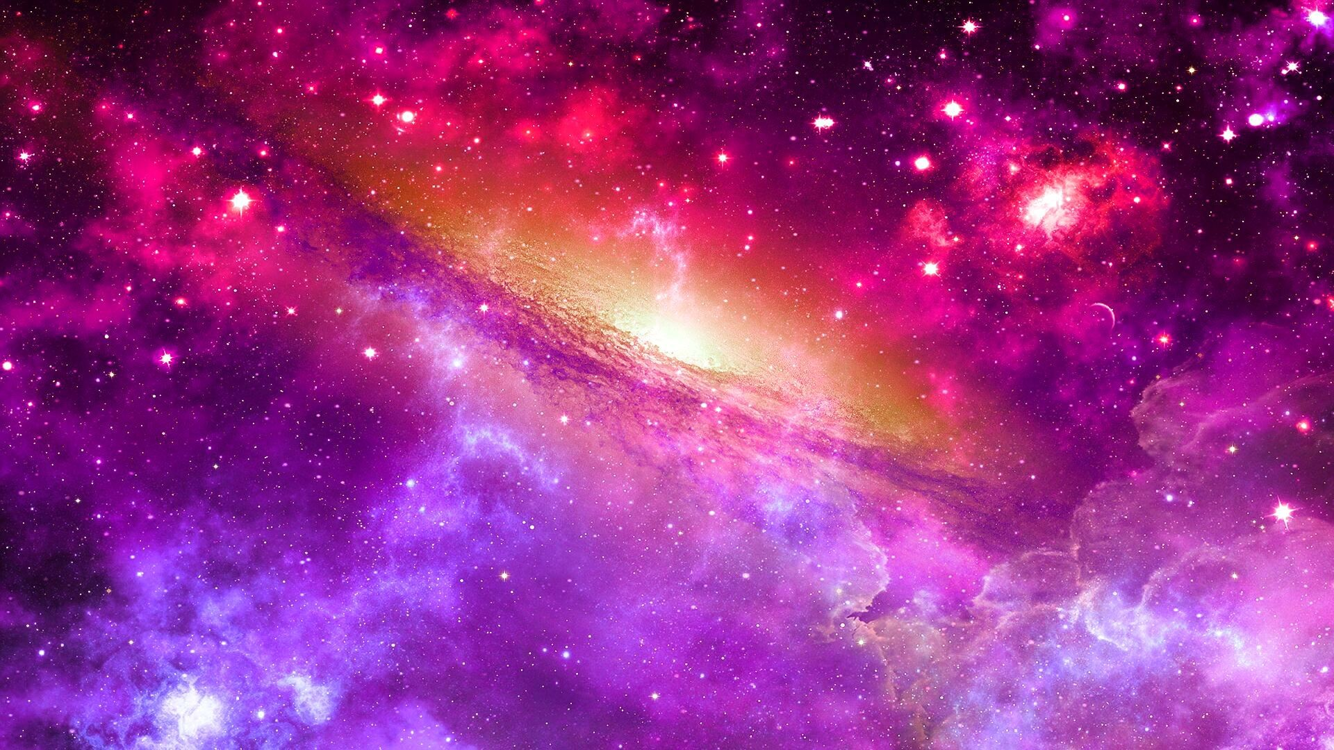 Pink Stars Wallpapers for Mobile (72+ background pictures)