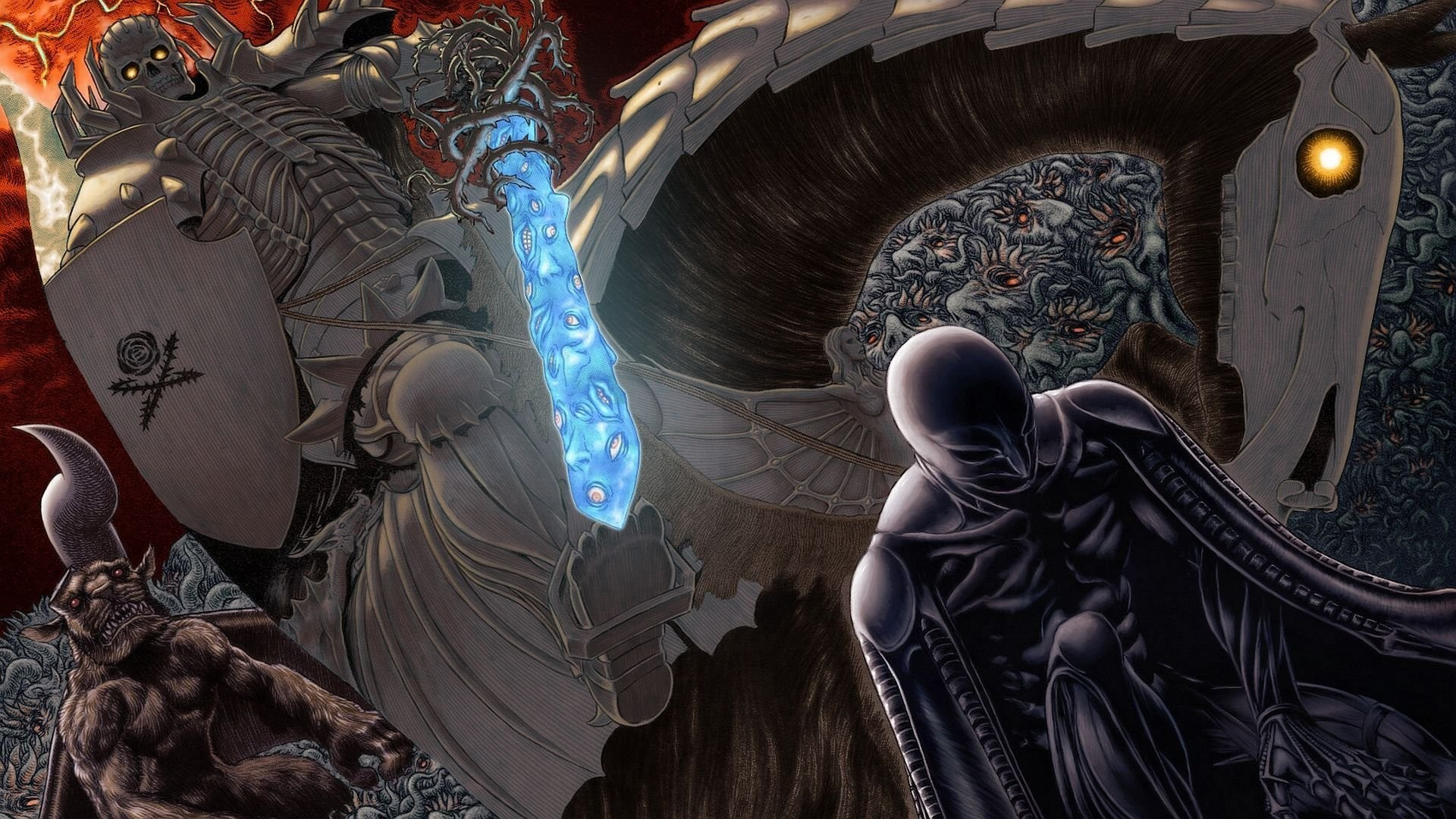 Berserk 2018 Wallpapers 77 Background Pictures