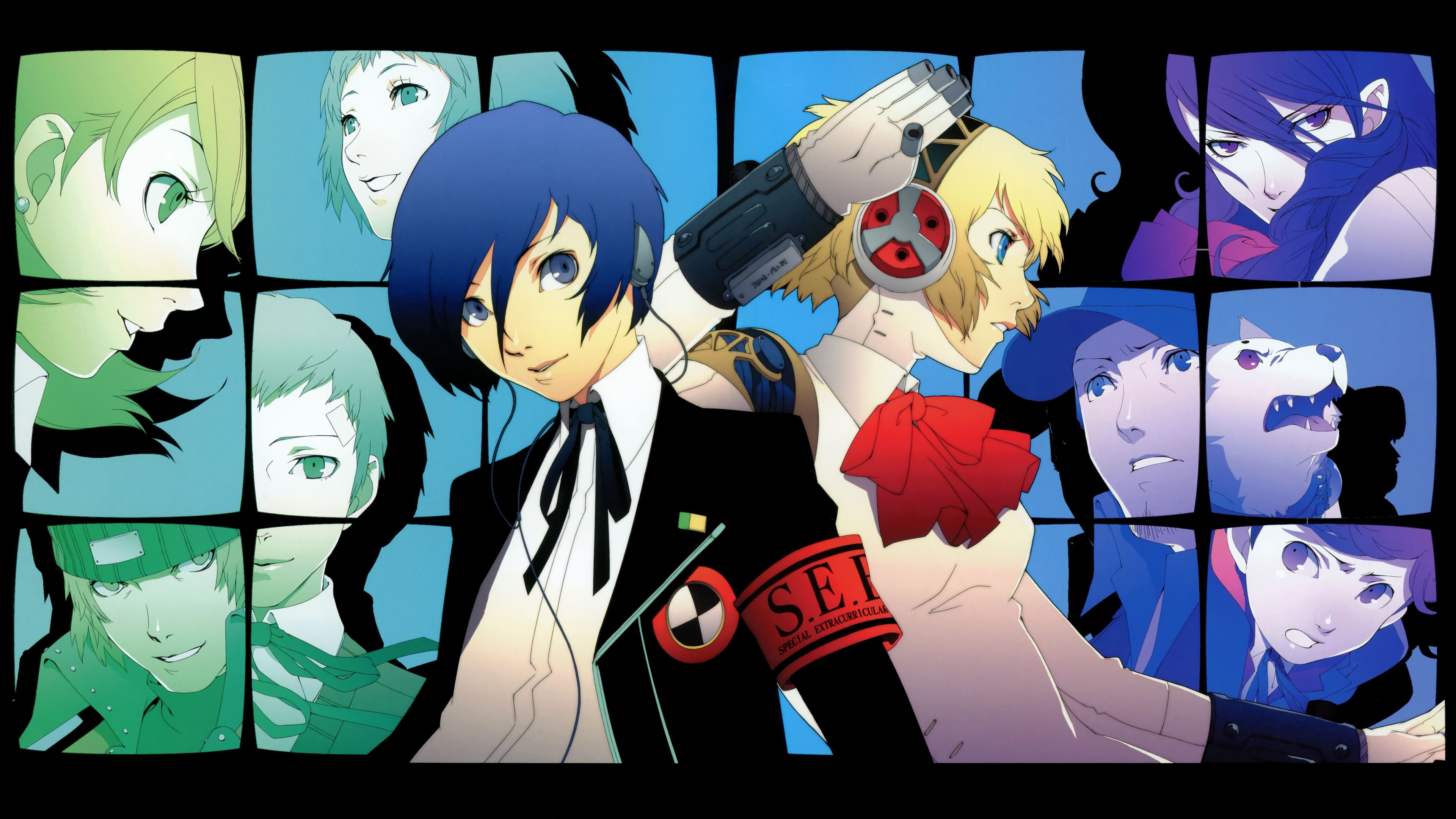Persona 3 Portable Wallpapers 60 Background Pictures