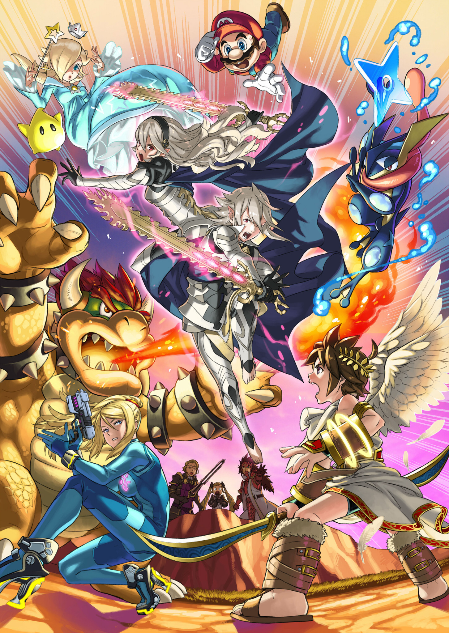 Super Smash Bros Brawl Wallpapers 71 Background Pictures