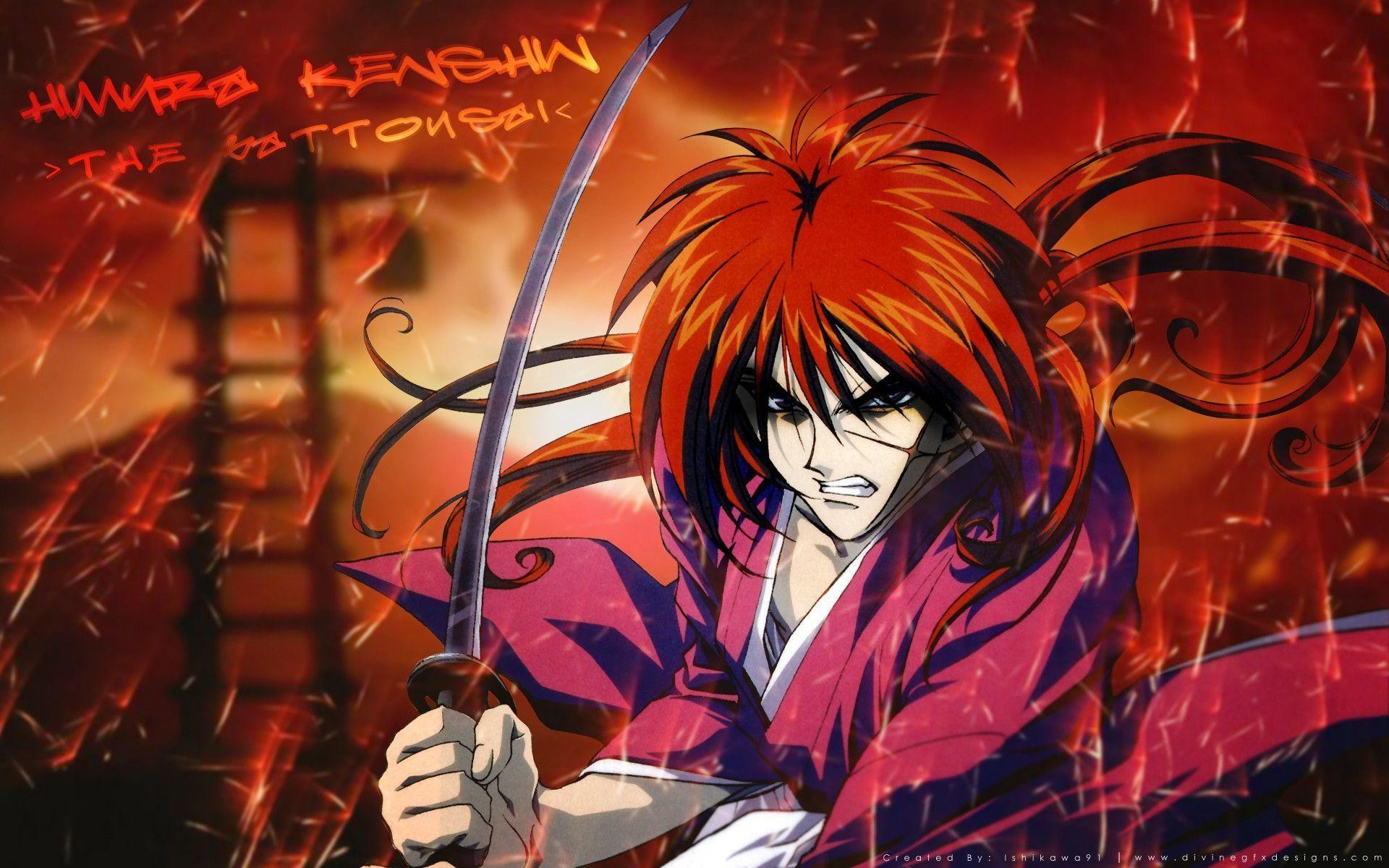 Anime Samurai Wallpapers 73 Background Pictures